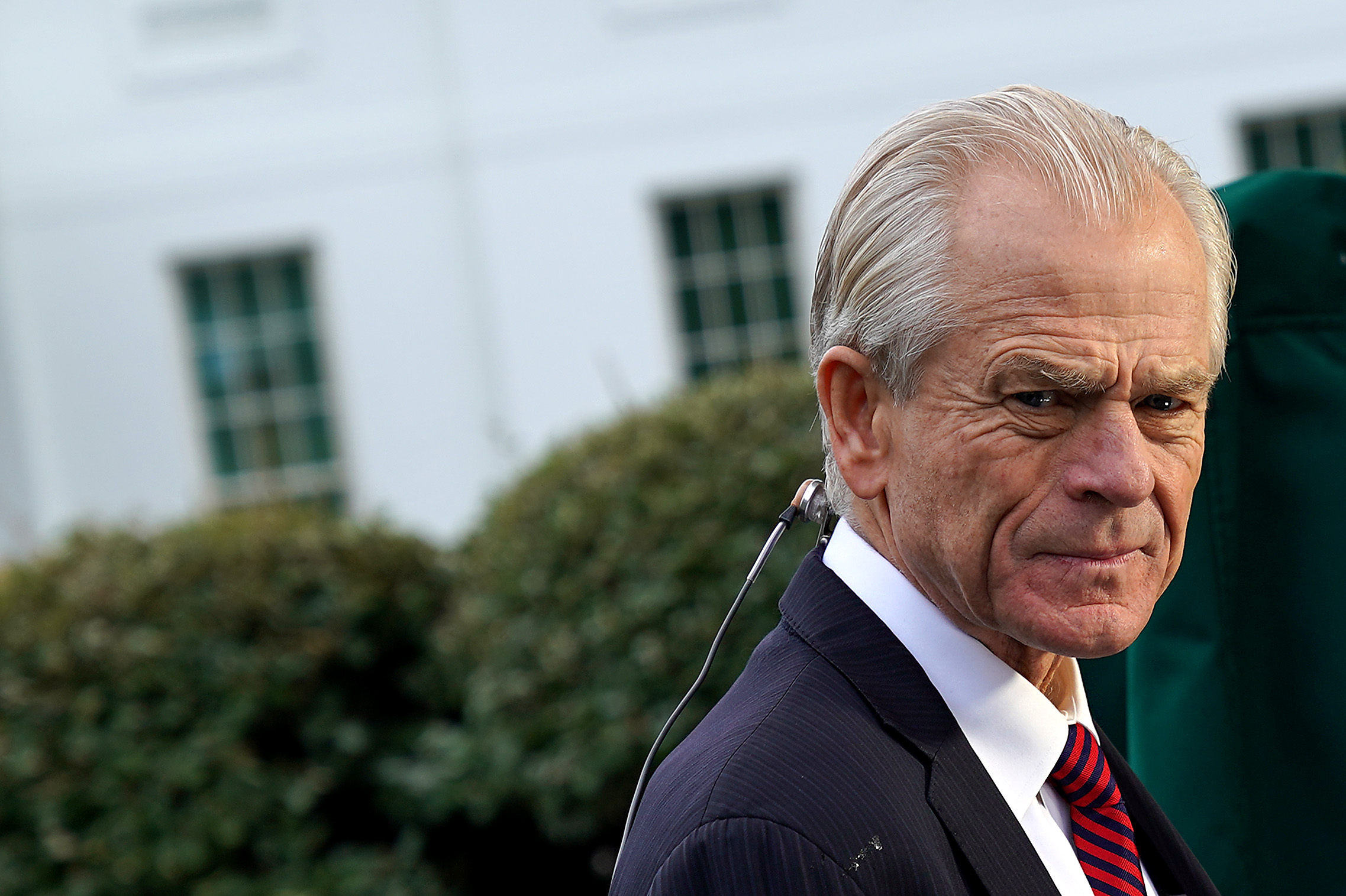 Without proof, Trump's top trade adviser pushed that now-departed NSC official was Anonymous