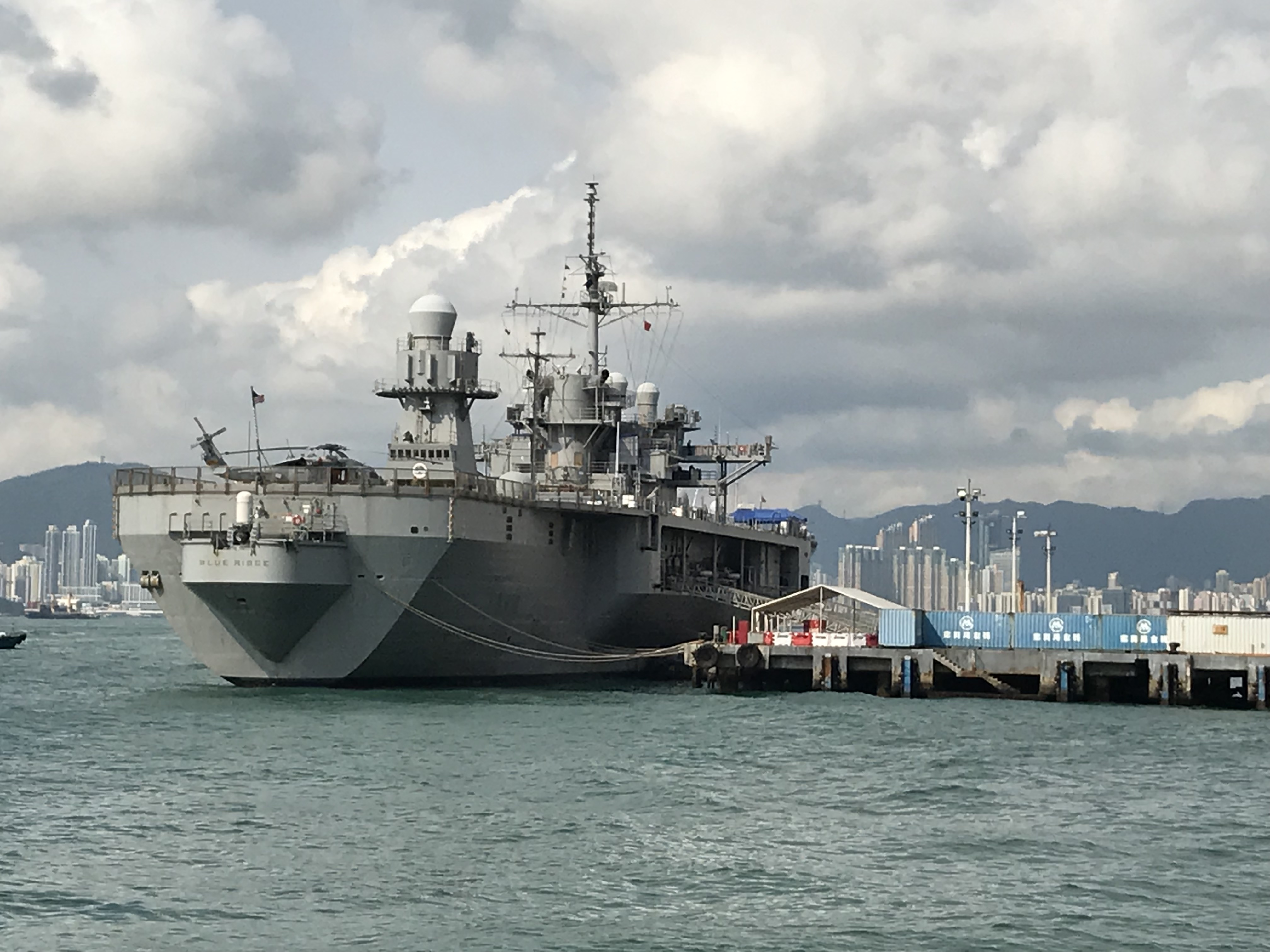 US Navy orders self-quarantine for ships that have made stops in the Pacific amid coronavirus concerns