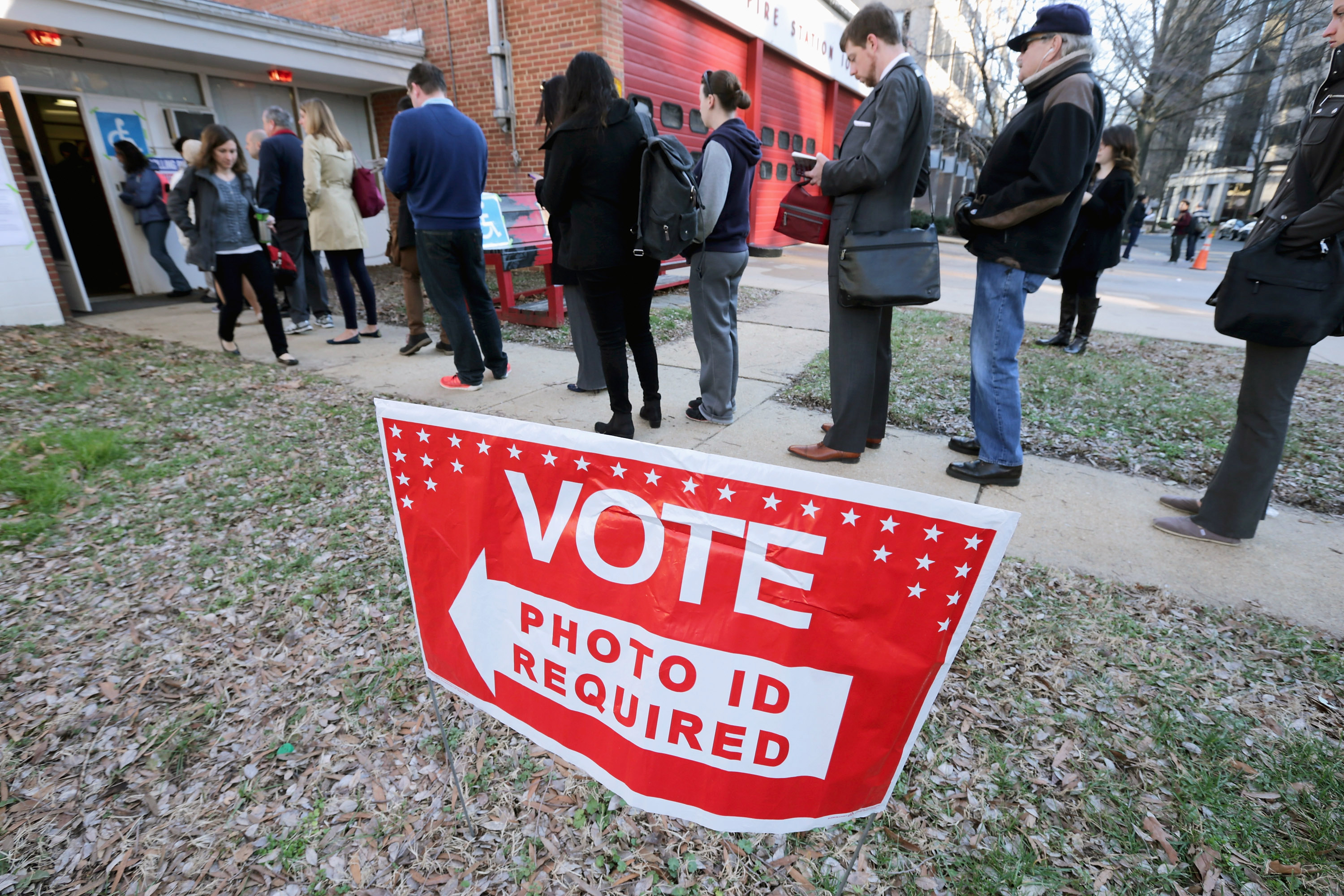 North Carolina appeals court blocks voter ID law