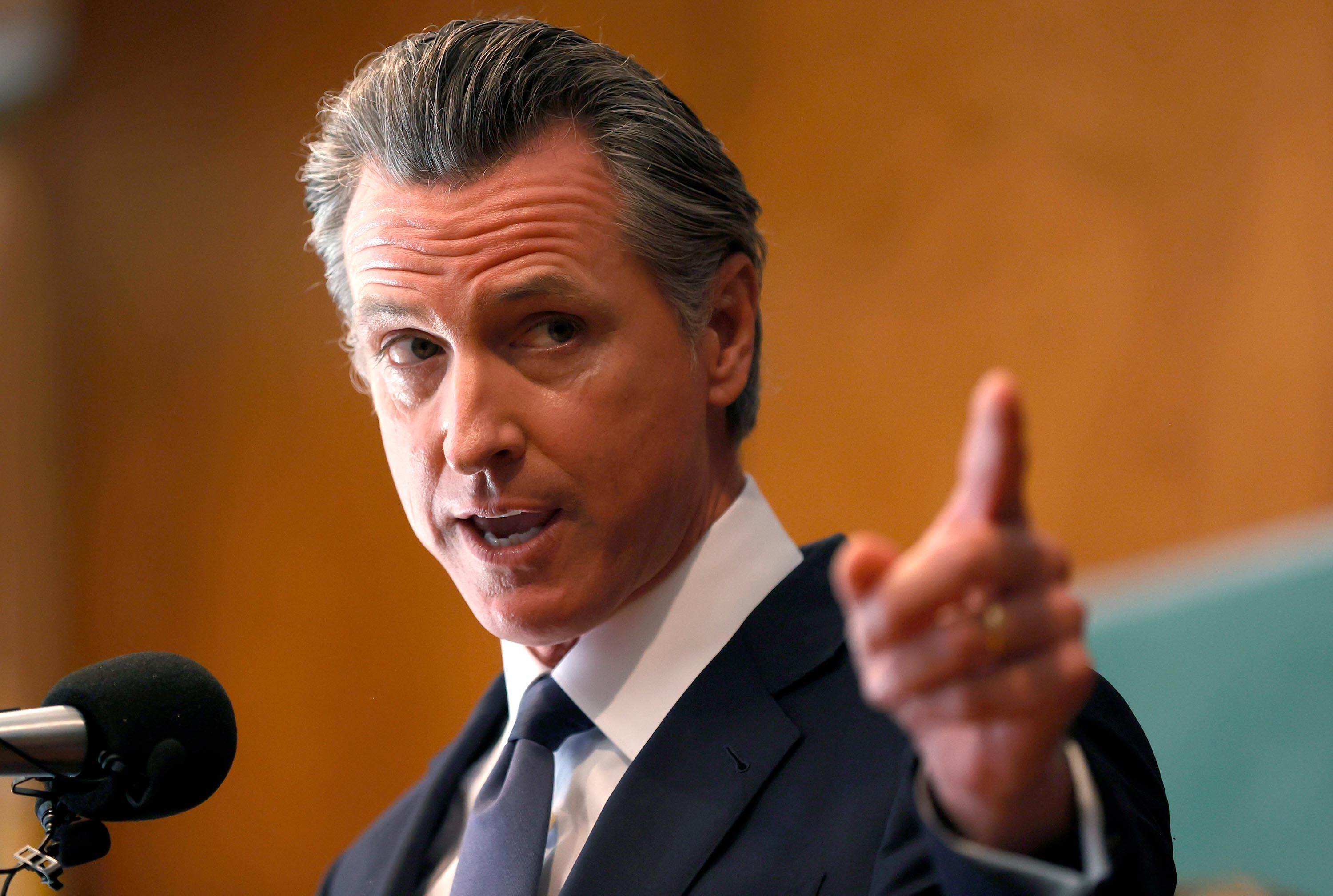 'A $276 million waste': California Democrats seek changes to recall process after Newsom's landslide