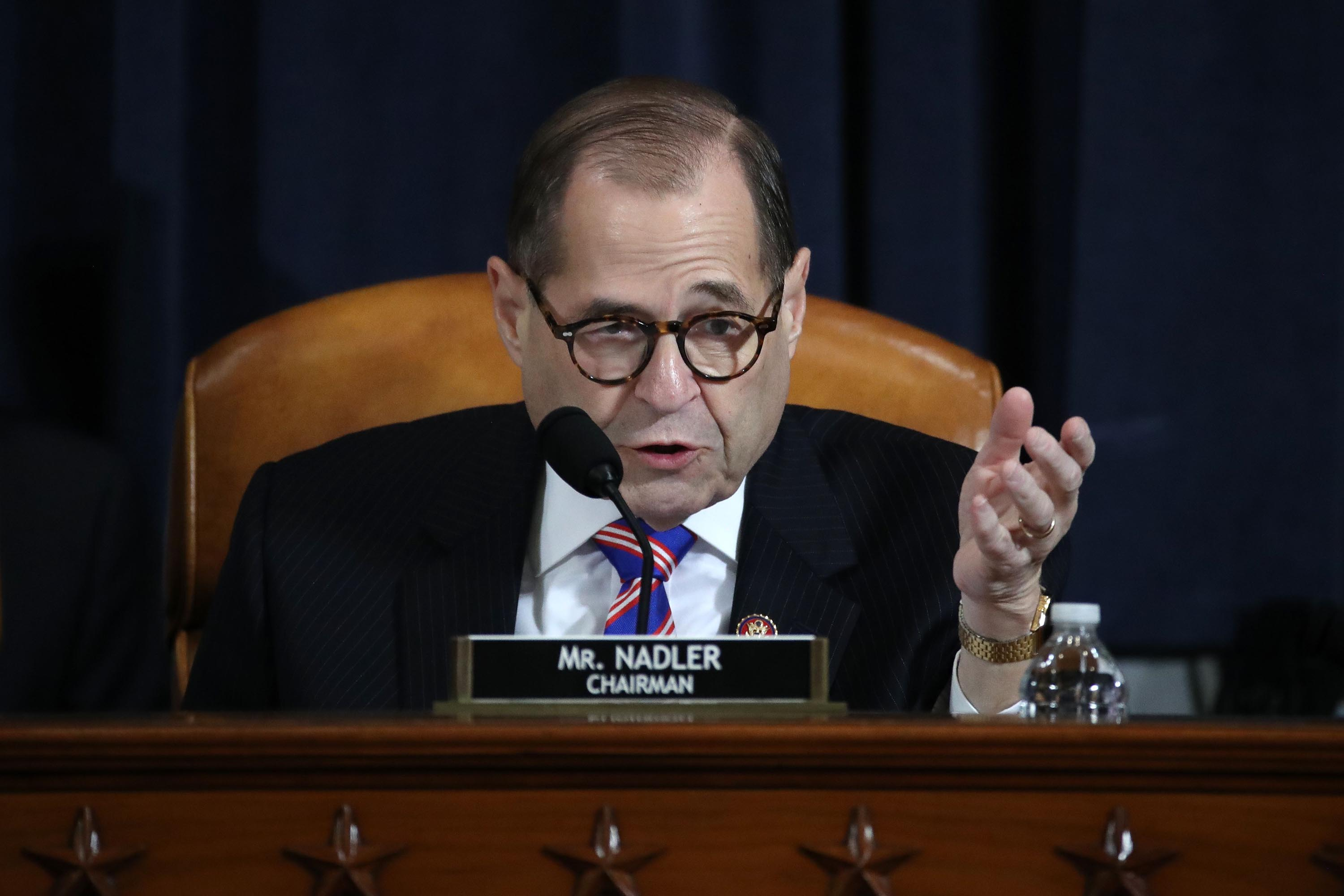 House Judiciary Committee slates next impeachment hearing for Monday