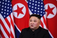 New North Korea missile poses threat to allies, but doesn't bother Trump