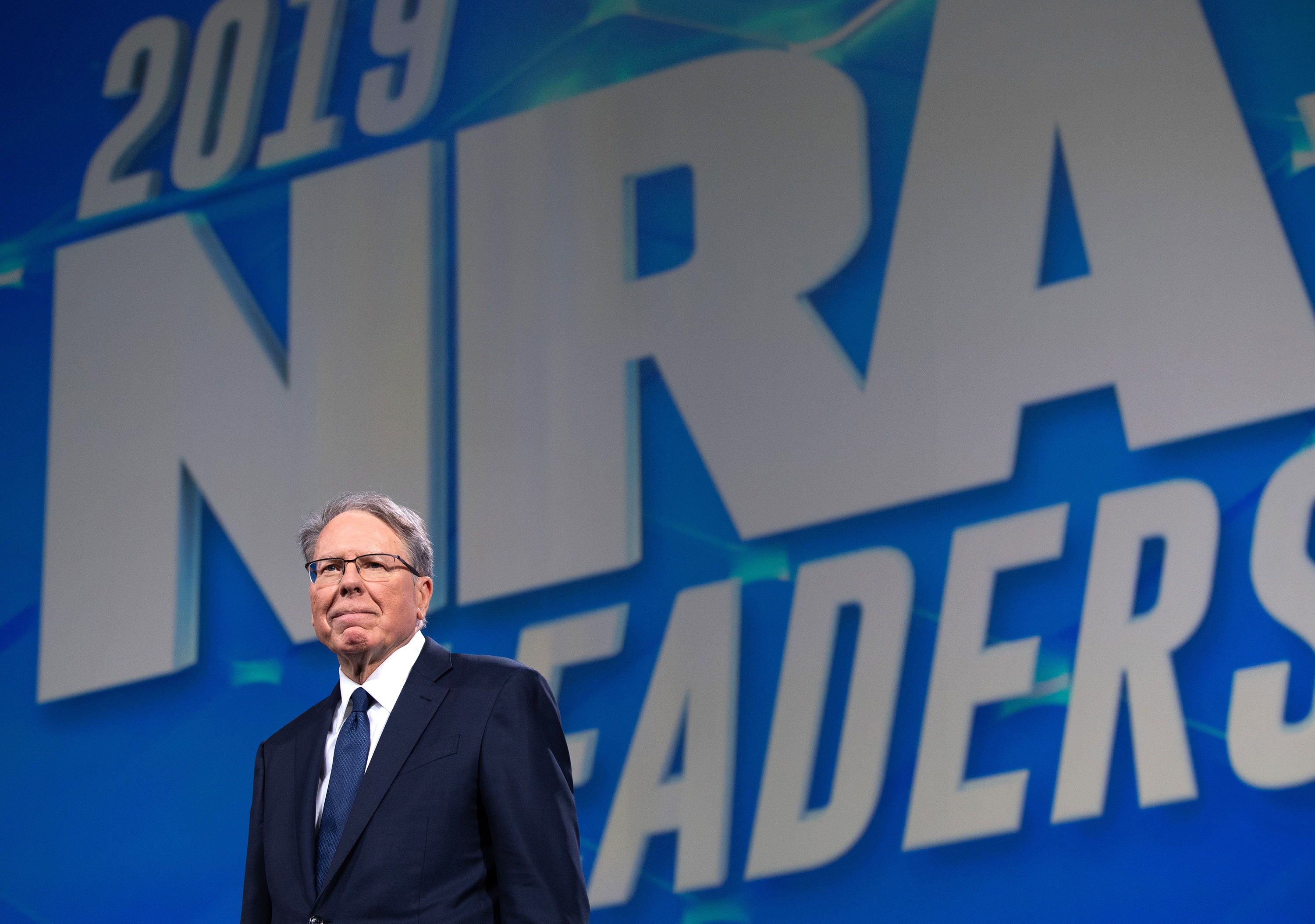 Judge expected to rule whether or not NRA can file for bankruptcy, which could pave the way for move to Texas
