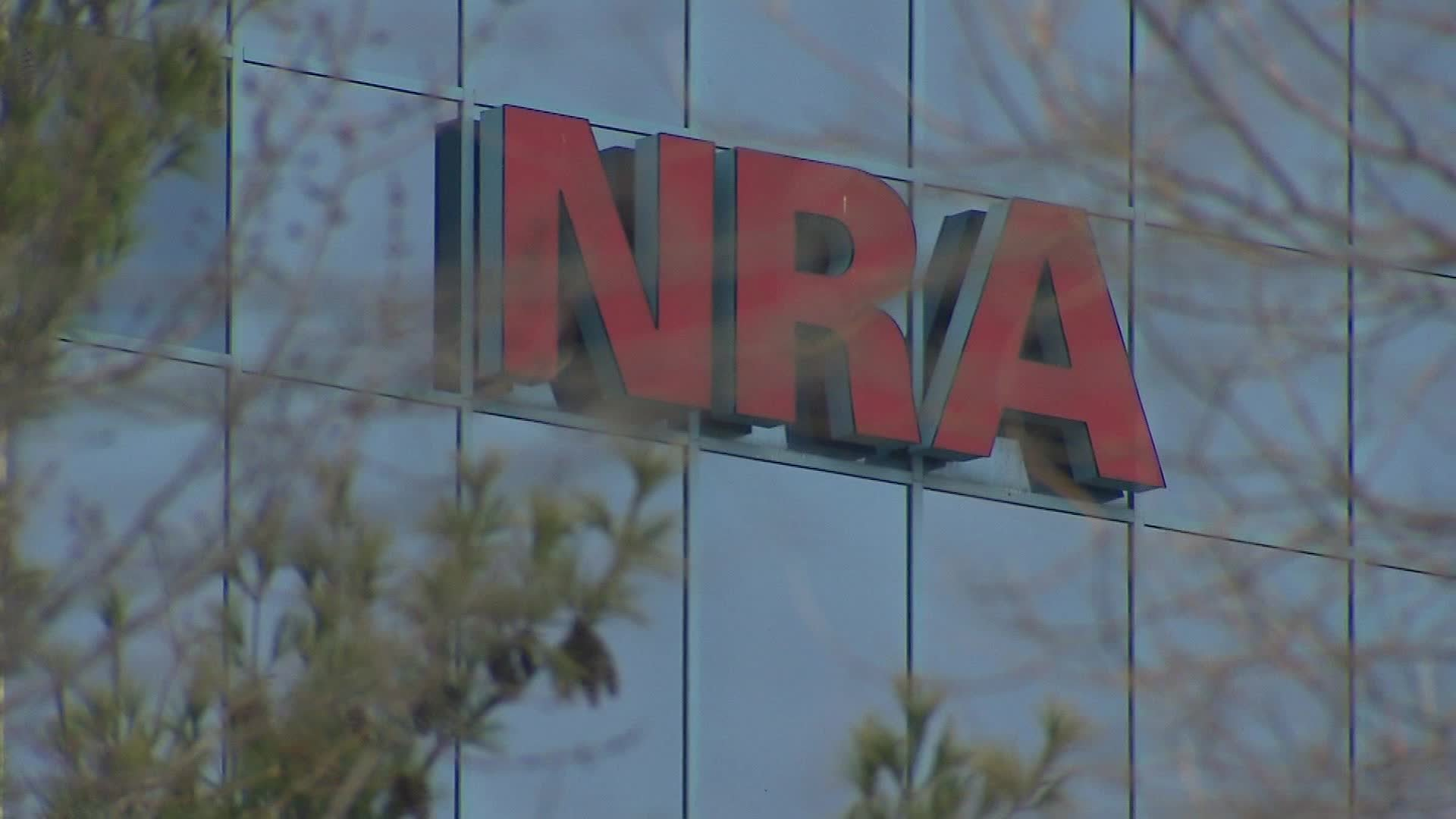 Another NRA official leaves organization amid turmoil