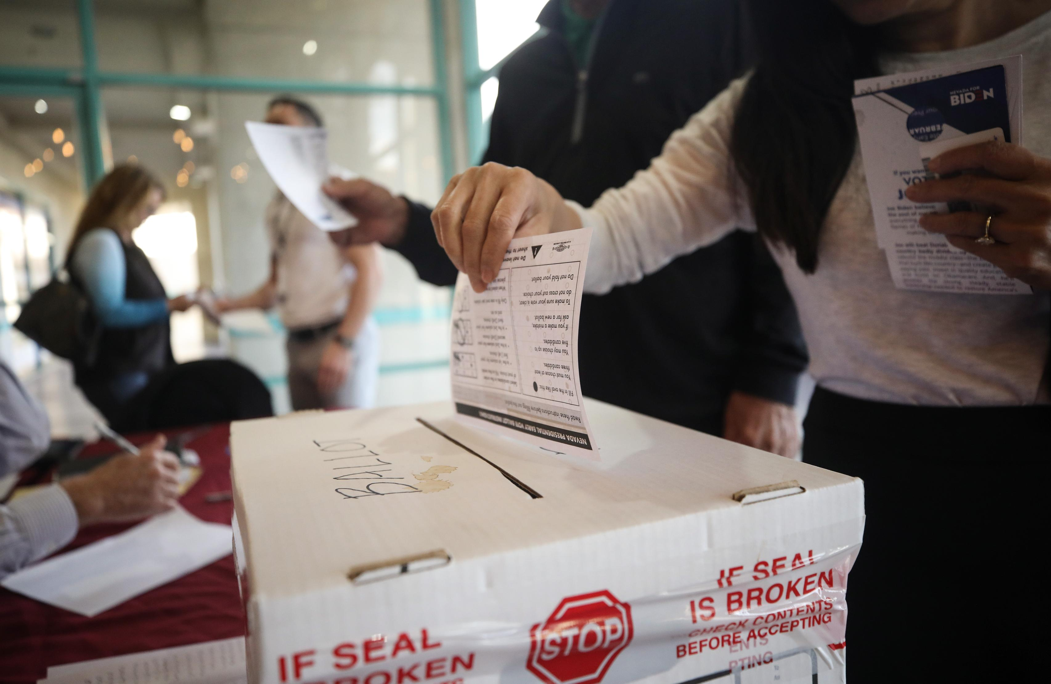 The 5 most likely scenarios in the Nevada caucuses