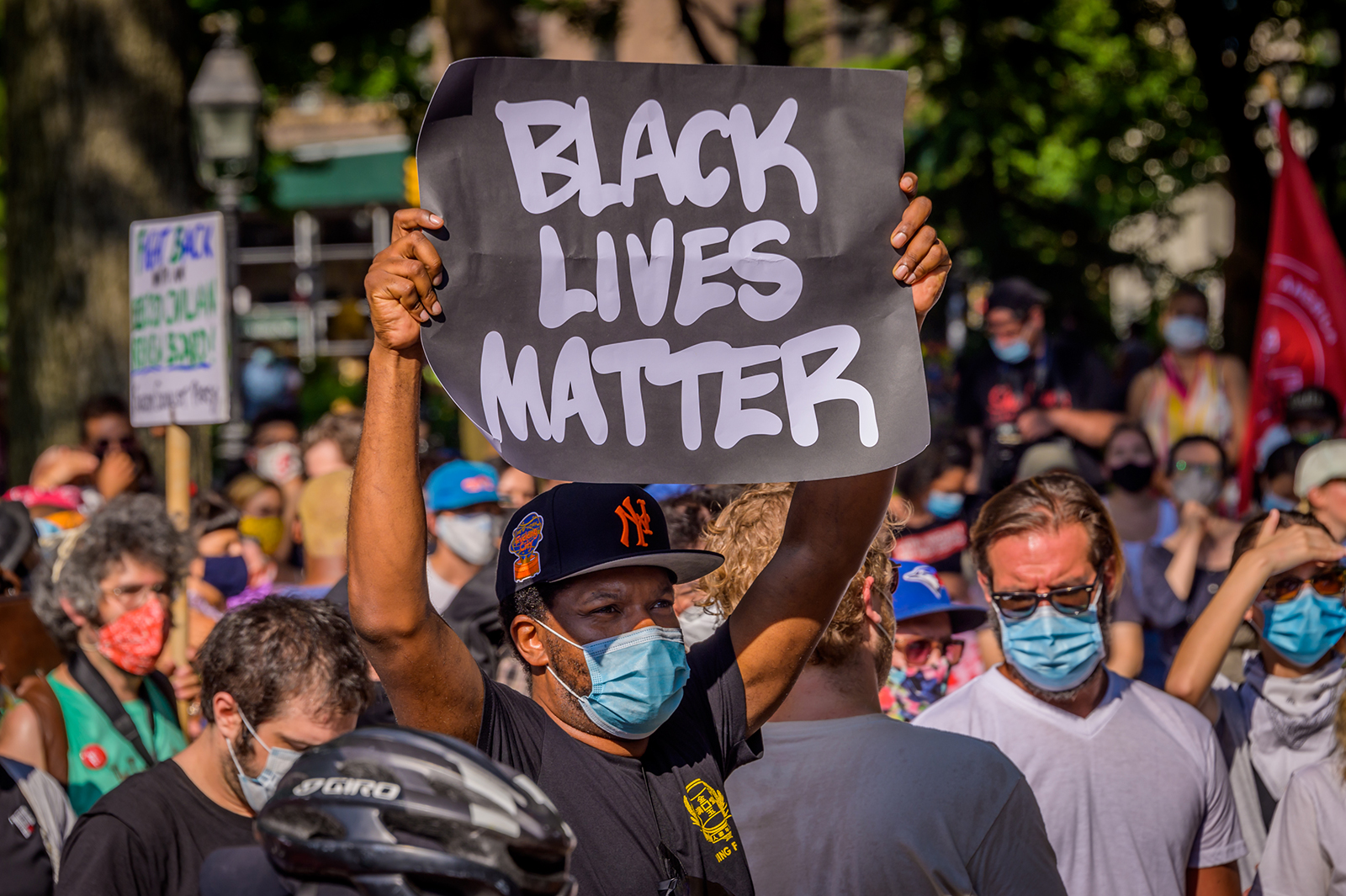 New York AG says Black Lives Matter Foundation 'not affiliated with the movement' and orders it to stop collecting donations