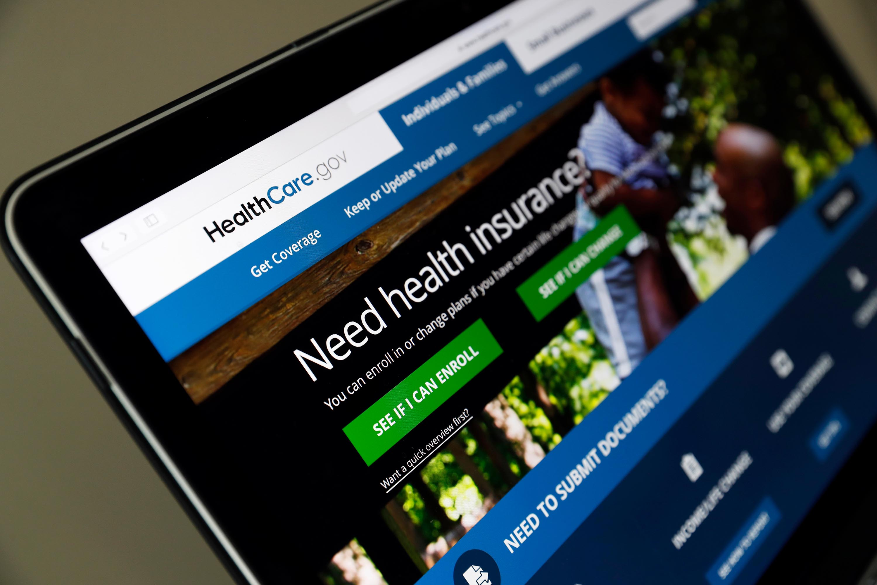 Obamacare premiums decline for 3rd year in a row as Trump seeks to take down the landmark law