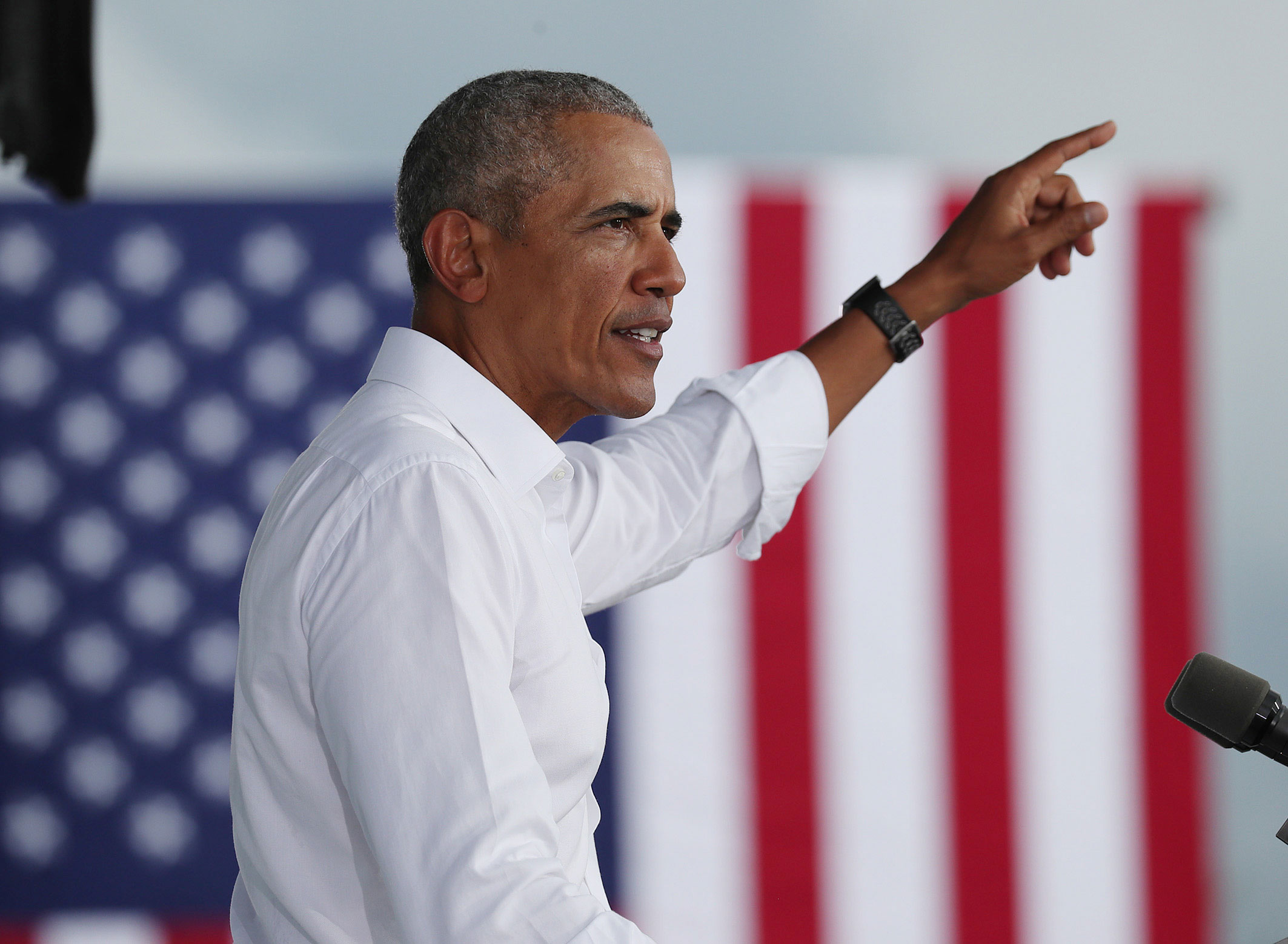 Obama to join Biden on campaign trail for final weekend push