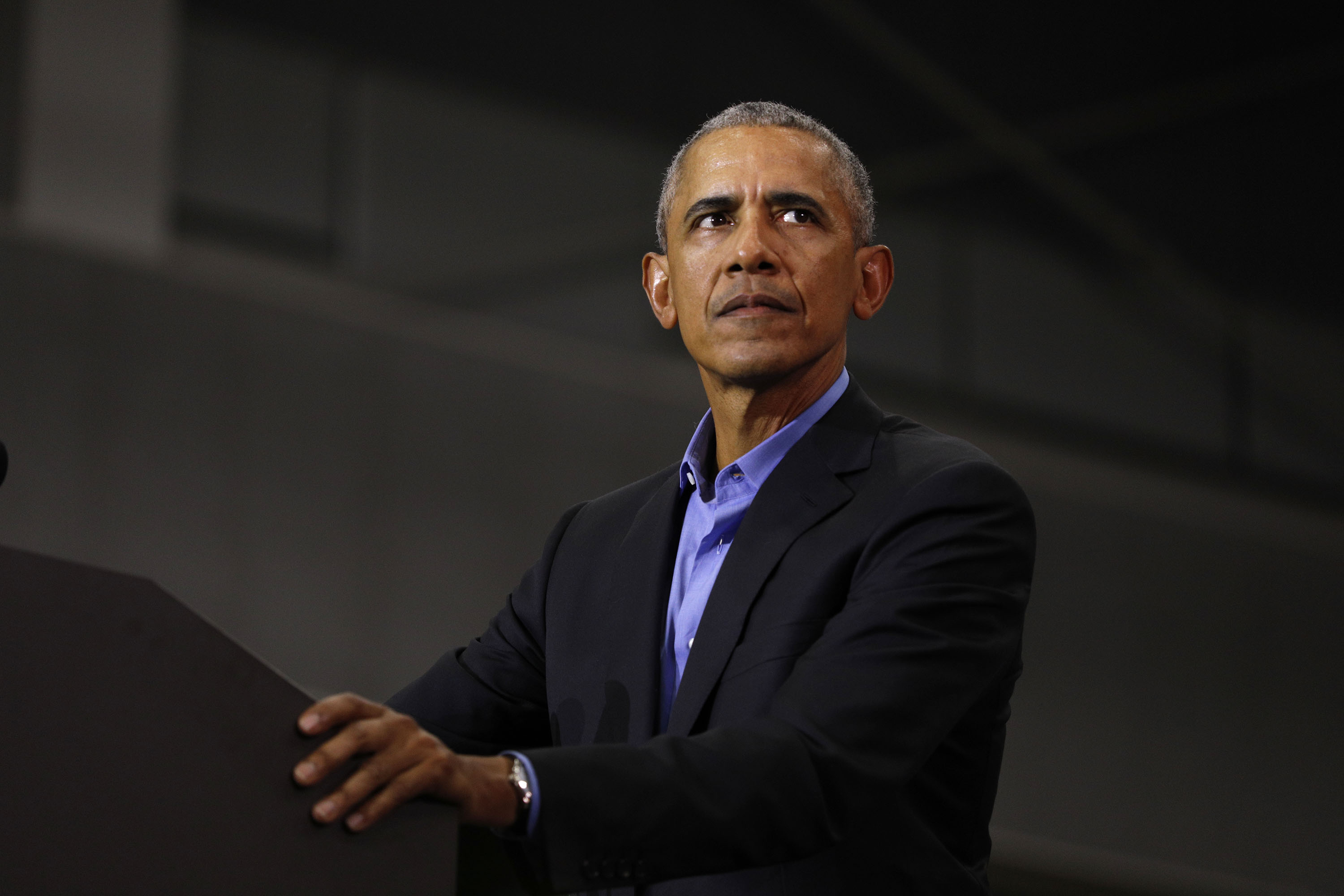 Obama urges young black people to 'feel hopeful even as you may feel angry' after George Floyd's death
