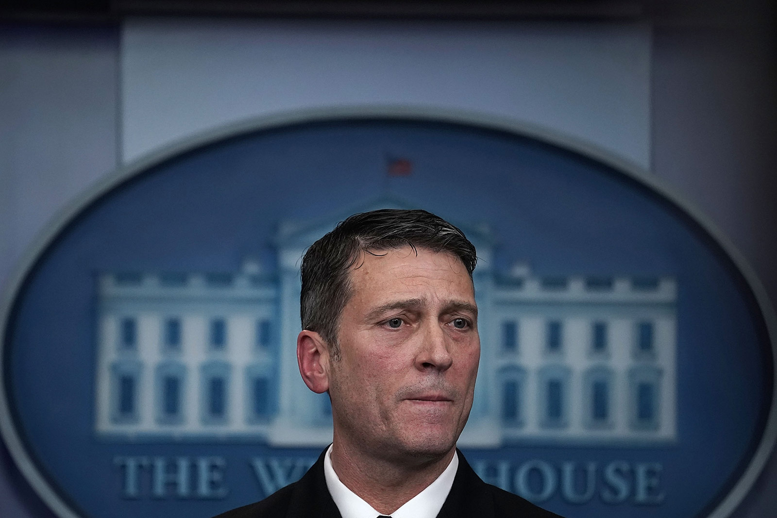 Ronny Jackson under Obama and Trump: From 'tremendous asset' to 'tyrant'