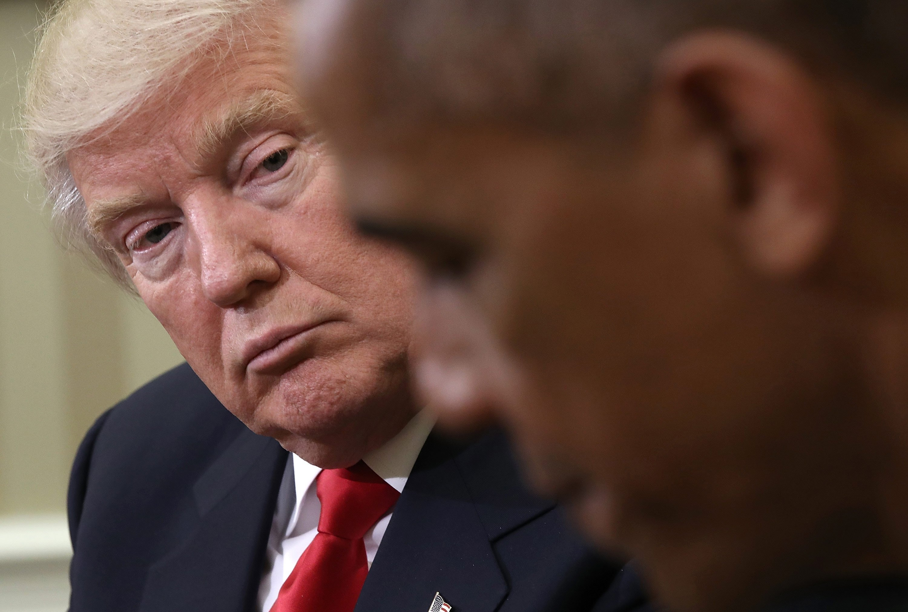 Trump has always measured himself against Obama's legacy. Now he's griping about Obama chasing him