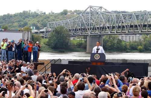 Image for 'We've been here before': Ohio bridge serves as a reminder of political hurdle Biden faces as infrastructure negotiations begin