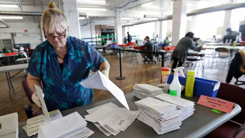 Image for Ohio board rejects plan to pre-pay postage for mail ballots