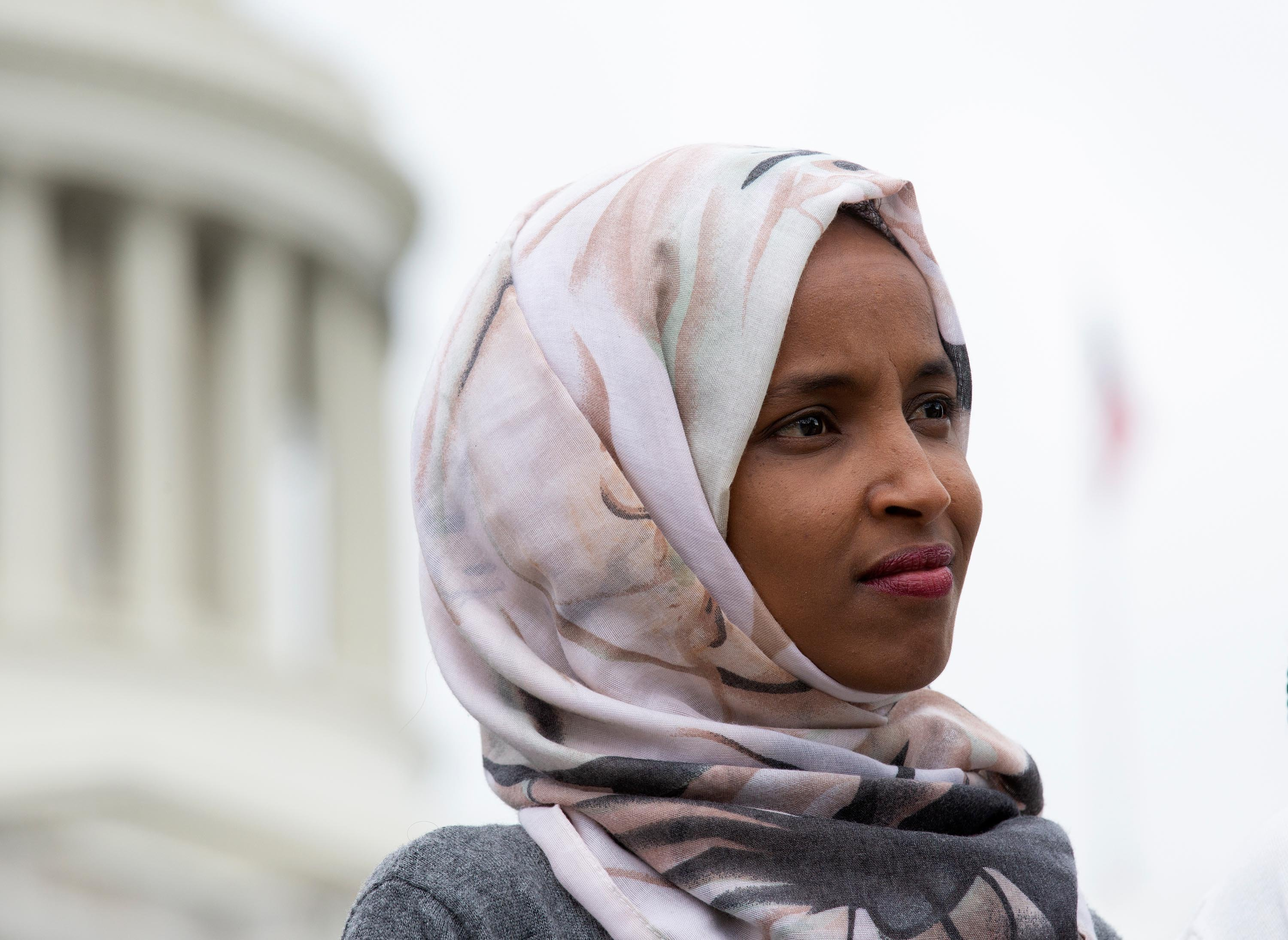Omar: An administration 'that lies about weather maps' can't be trusted on Iran