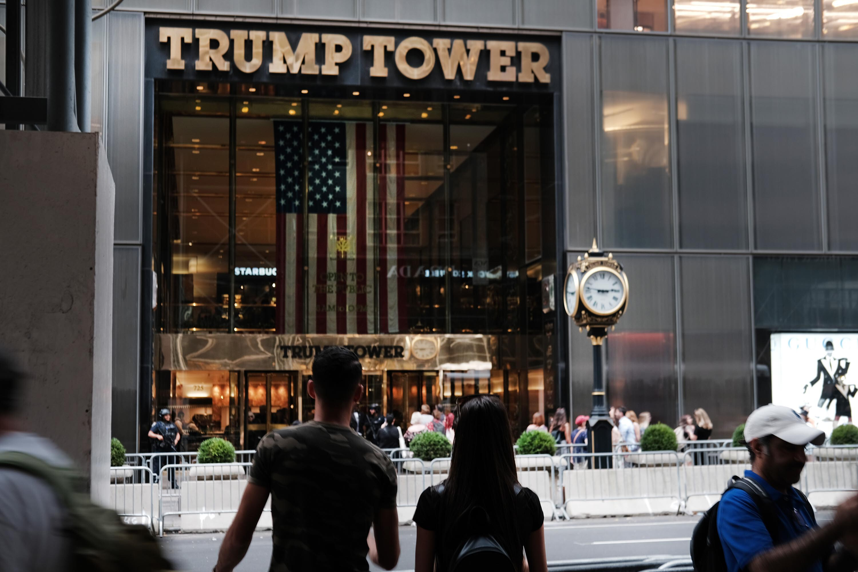 Two Trump Organization executives appear before NY grand jury as prosecutors continue to probe the former President's company