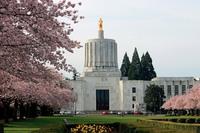 Oregon Republicans walk out again over environmental bill
