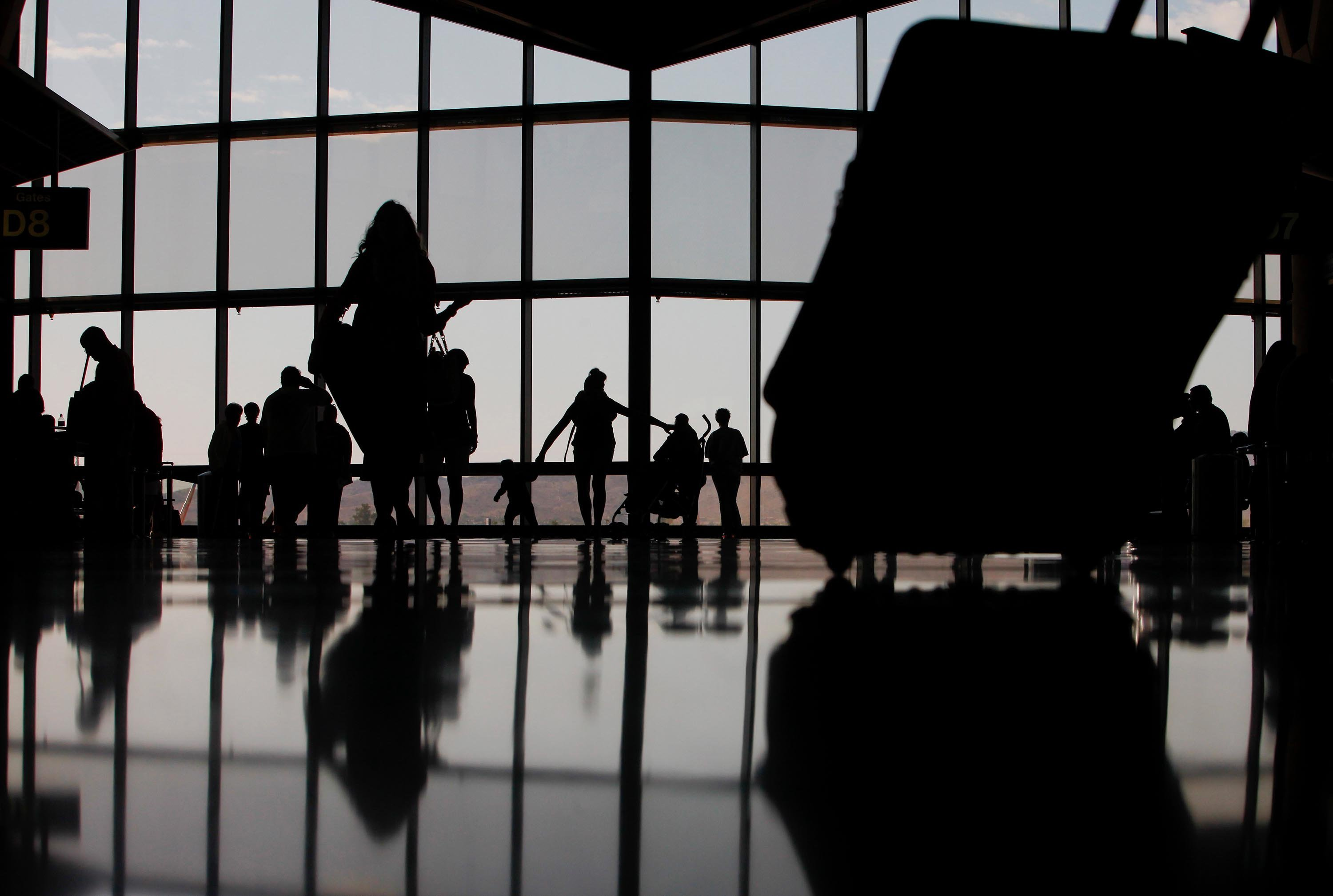 Survey: Nearly all airline customer service agents report harassment on the job