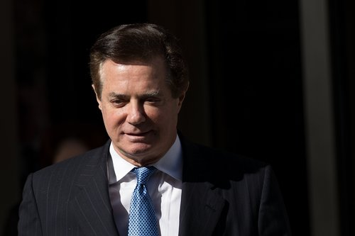 Former Trump campaign manager Paul Manafort sentenced to 47 months