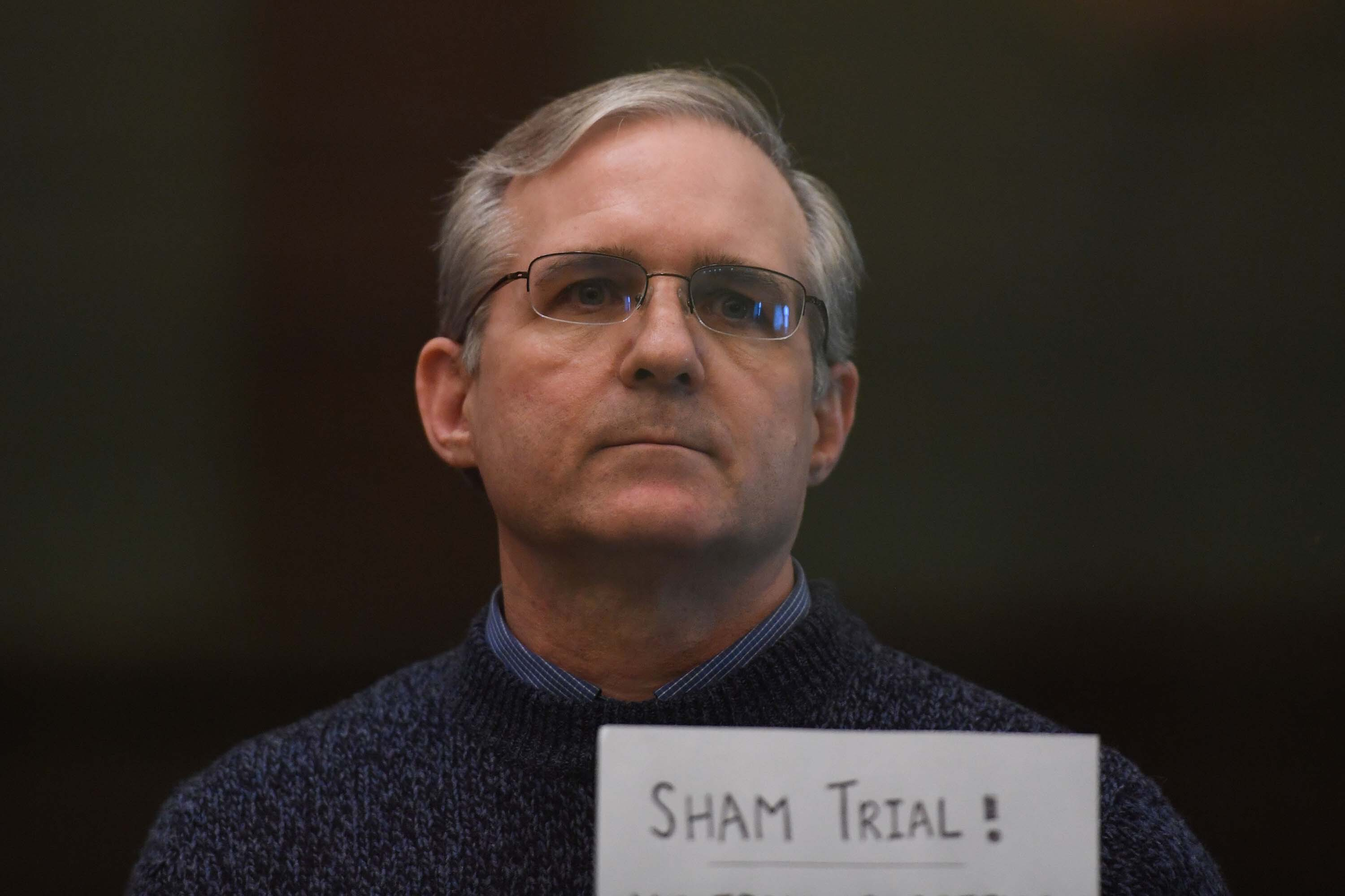 Paul Whelan returns to Russian labor camp after being sent to medical facility