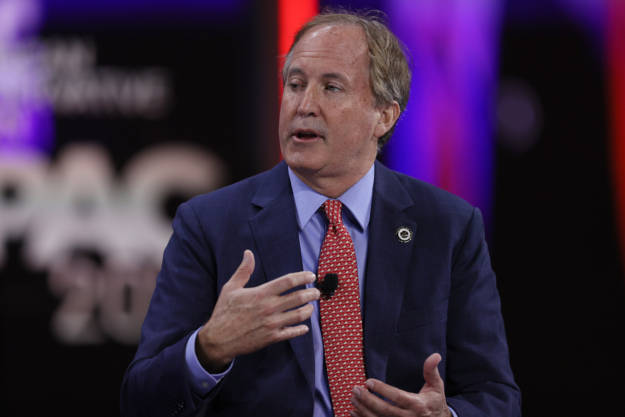 Texas attorney general says state's abortion ban is 'stimulating' interstate commerce