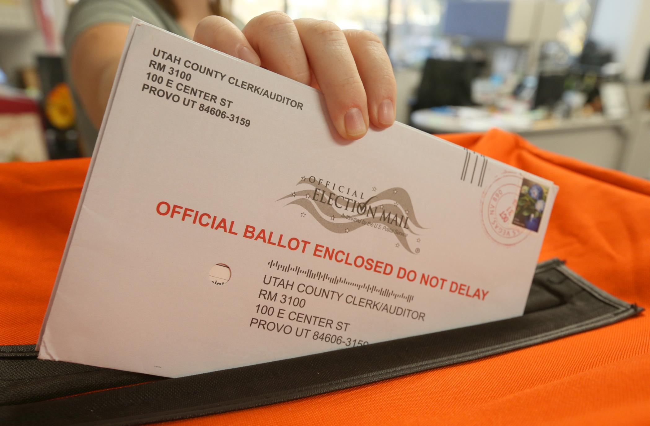 Local officials say nine Pennsylvania ballots were discarded due to an error, undercutting Trump claims of intentional fraud