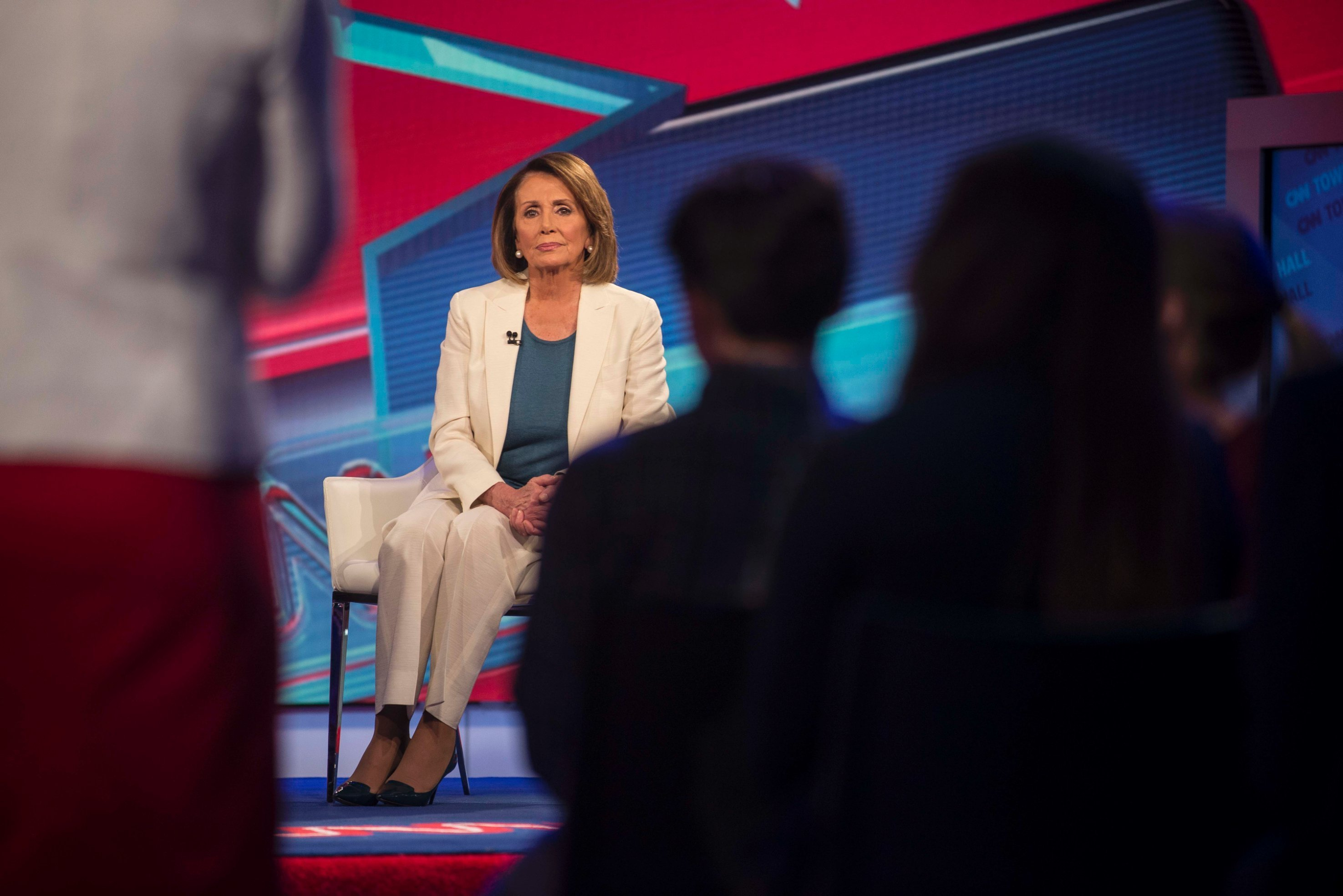 Pelosi to participate in CNN town hall as House weighs impeachment