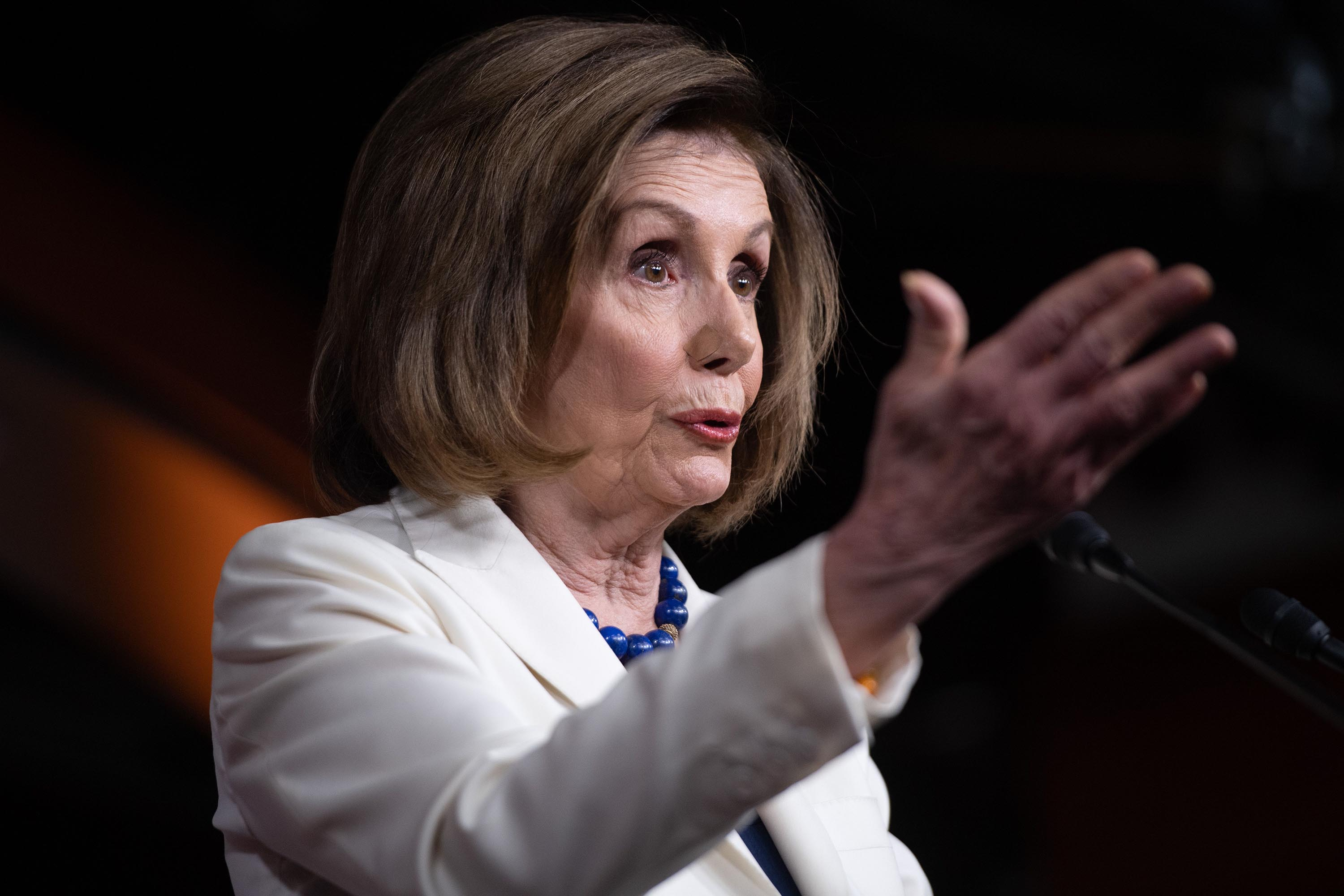 Pelosi warns: 'Civilization as we know it today is at stake' in 2020 election