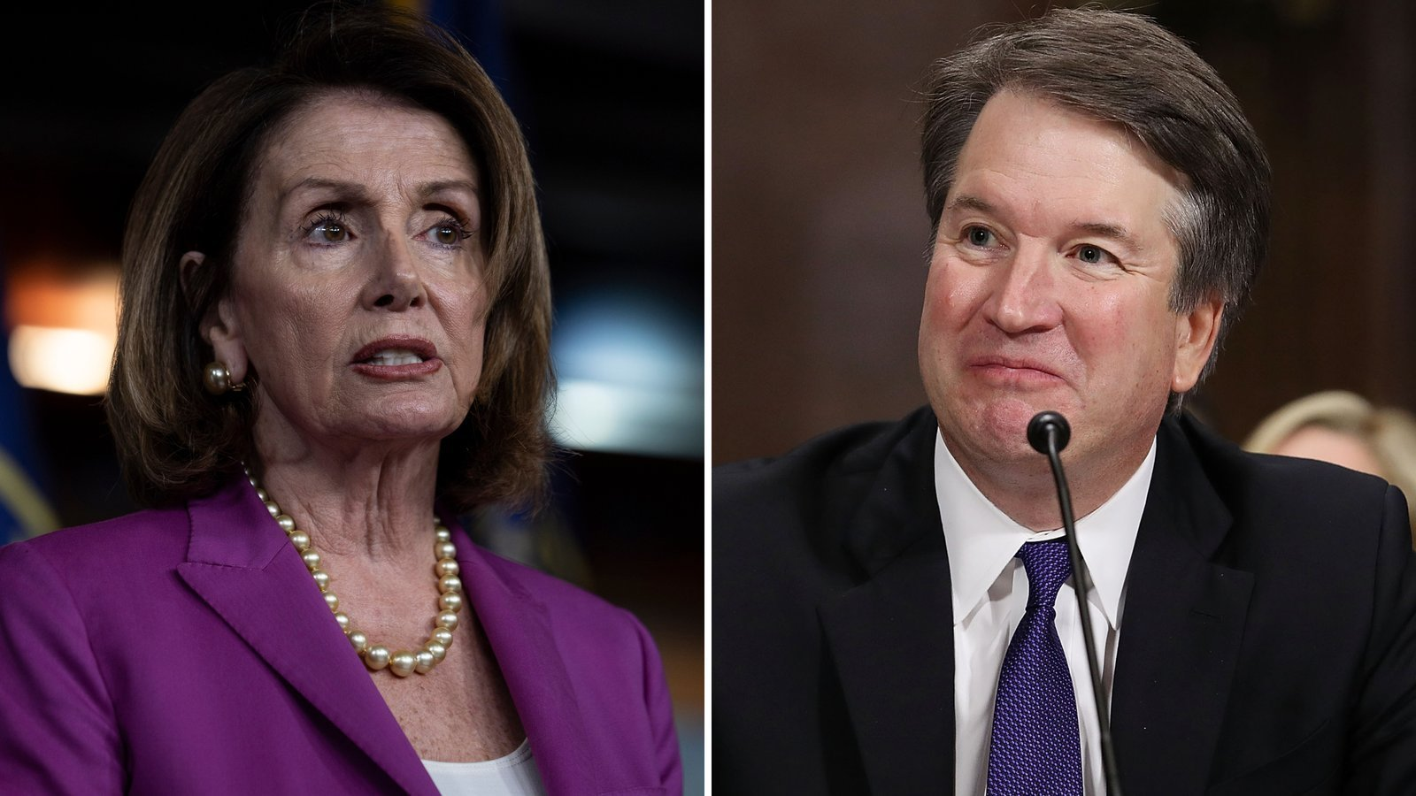 Pelosi and other Democrats say no to Kavanaugh impeachment