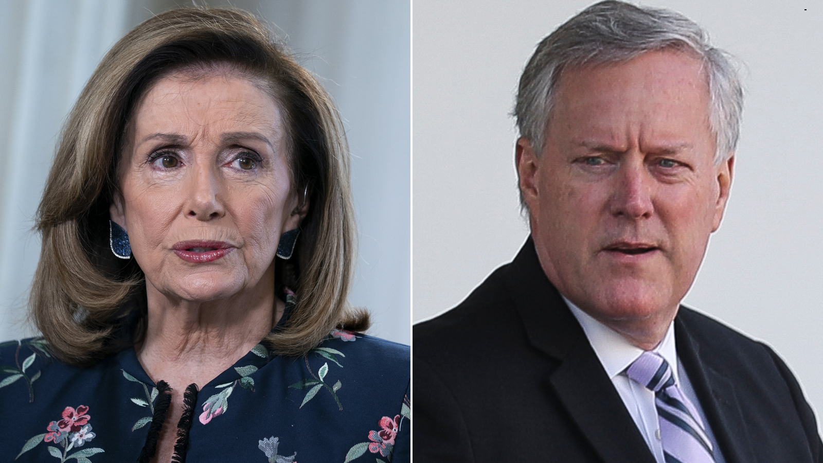 Pelosi and Meadows trade accusations over stimulus talks in sign deal remains elusive