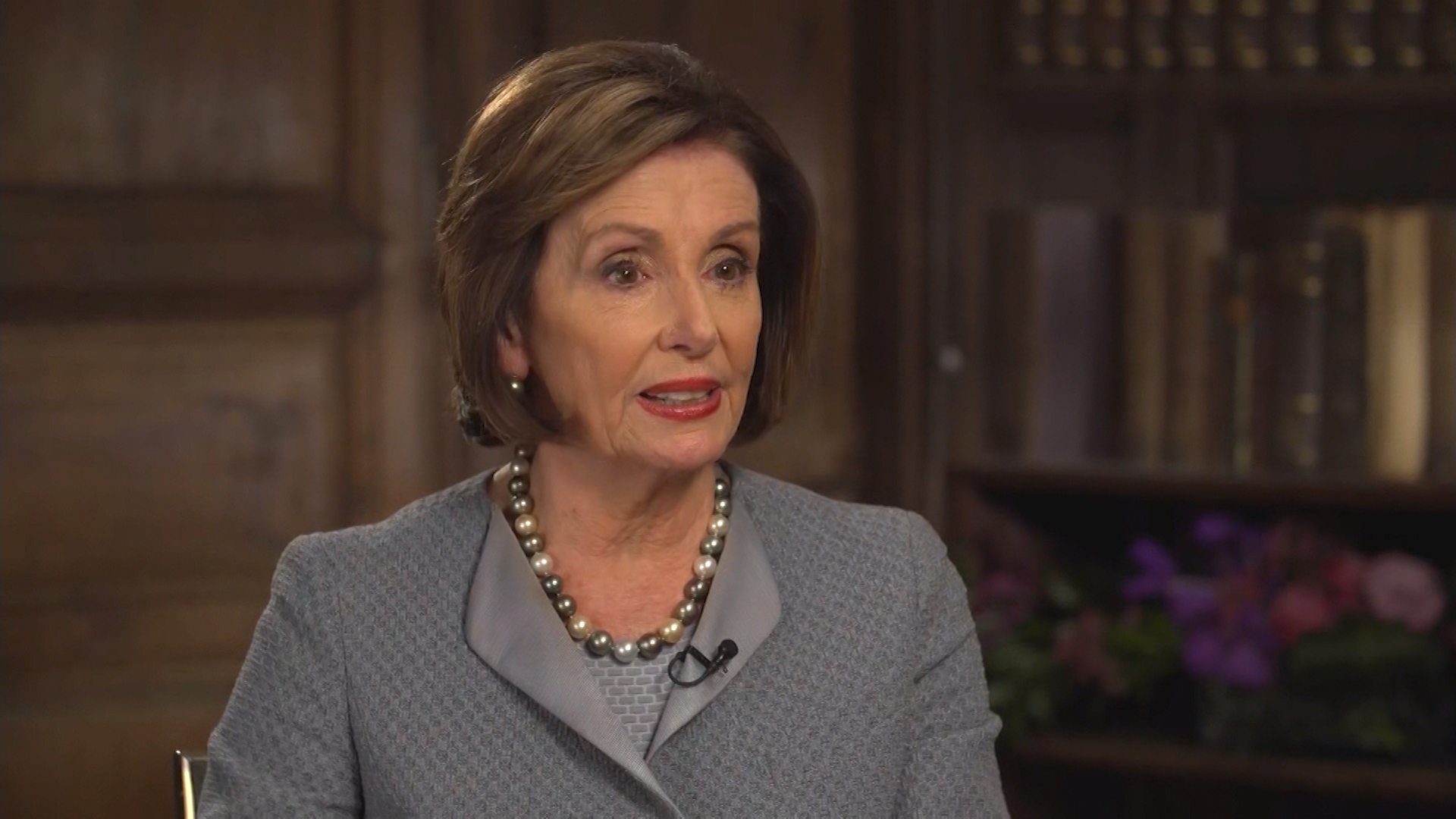 Nancy Pelosi says she would be comfortable with Bernie Sanders winning the Democratic presidential nomination