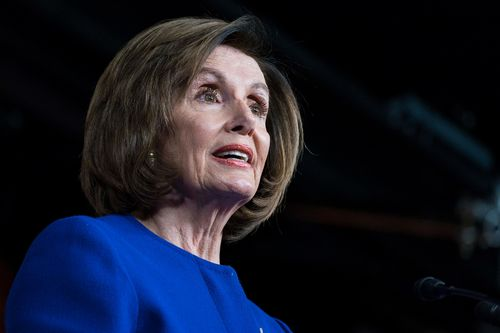 Image for Pelosi sets 48-hour deadline to approve stimulus deal before the election