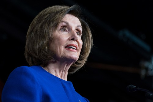 Image for Pelosi calls Trump's coronavirus relief executive actions 'absurdly unconstitutional'