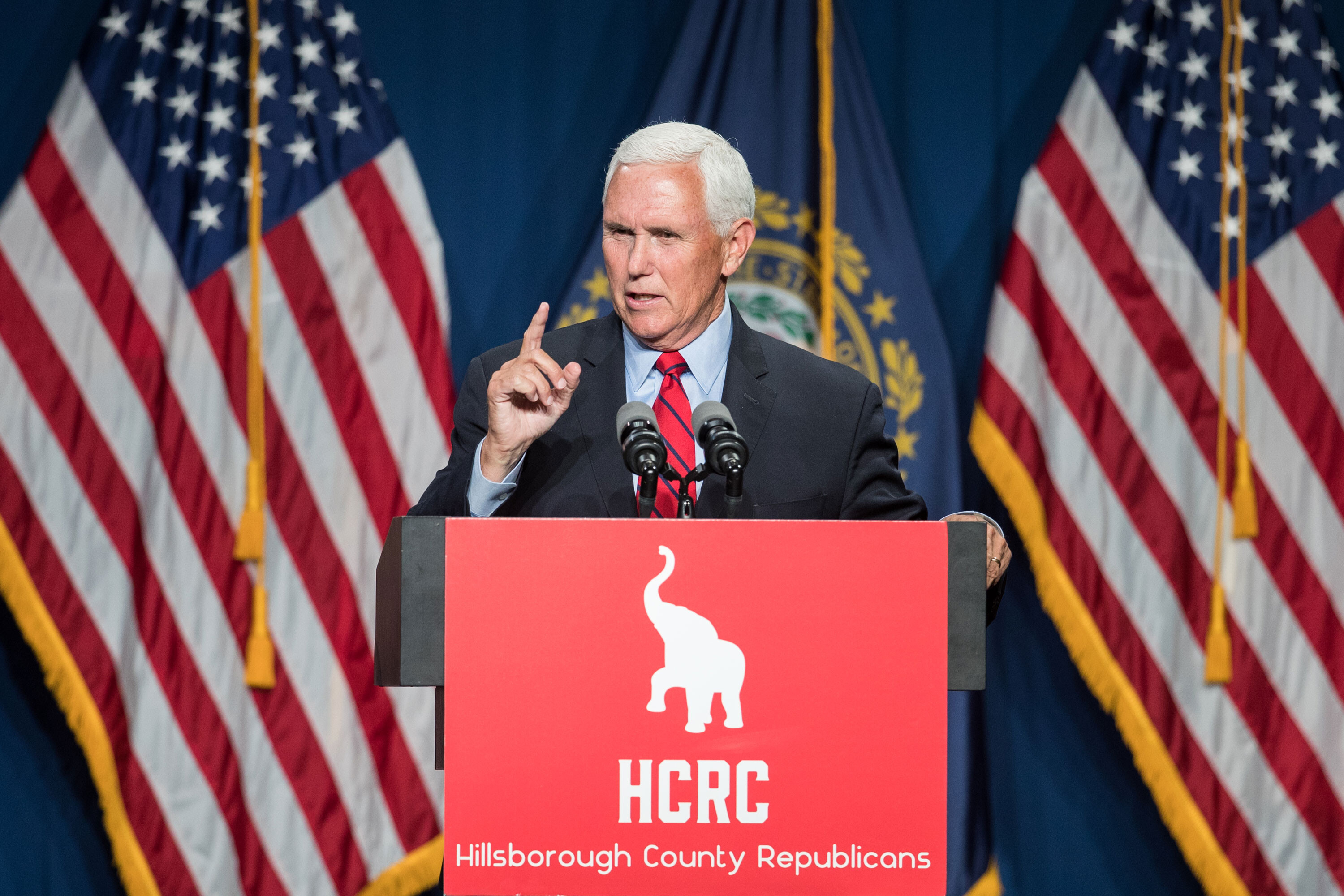 Pence preps for potential 2024 presidential run amid rocky headlines about relationship with Trump