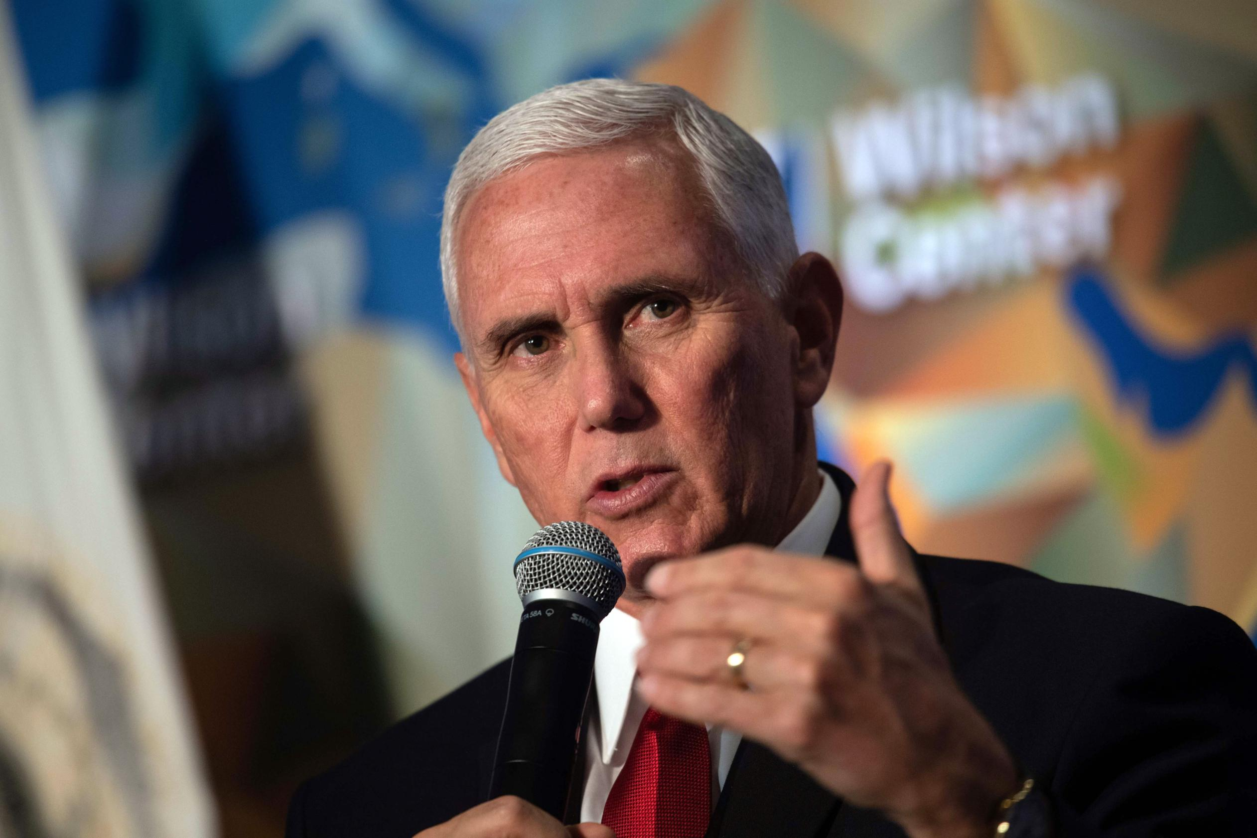 Pence is leading the coronavirus response but he's still heading to Florida to fundraise