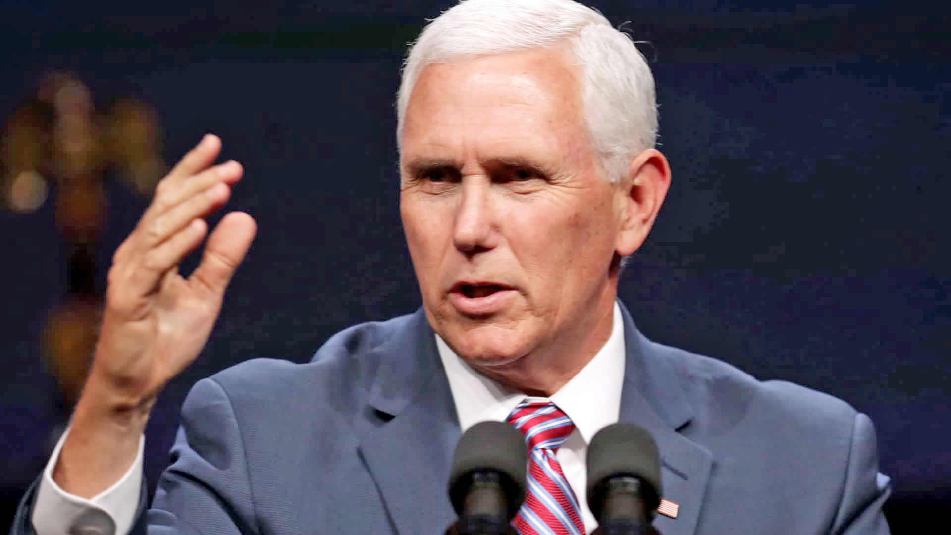 Fact check: Pence echoes Trump's Big Lie in dishonest op-ed on election rules