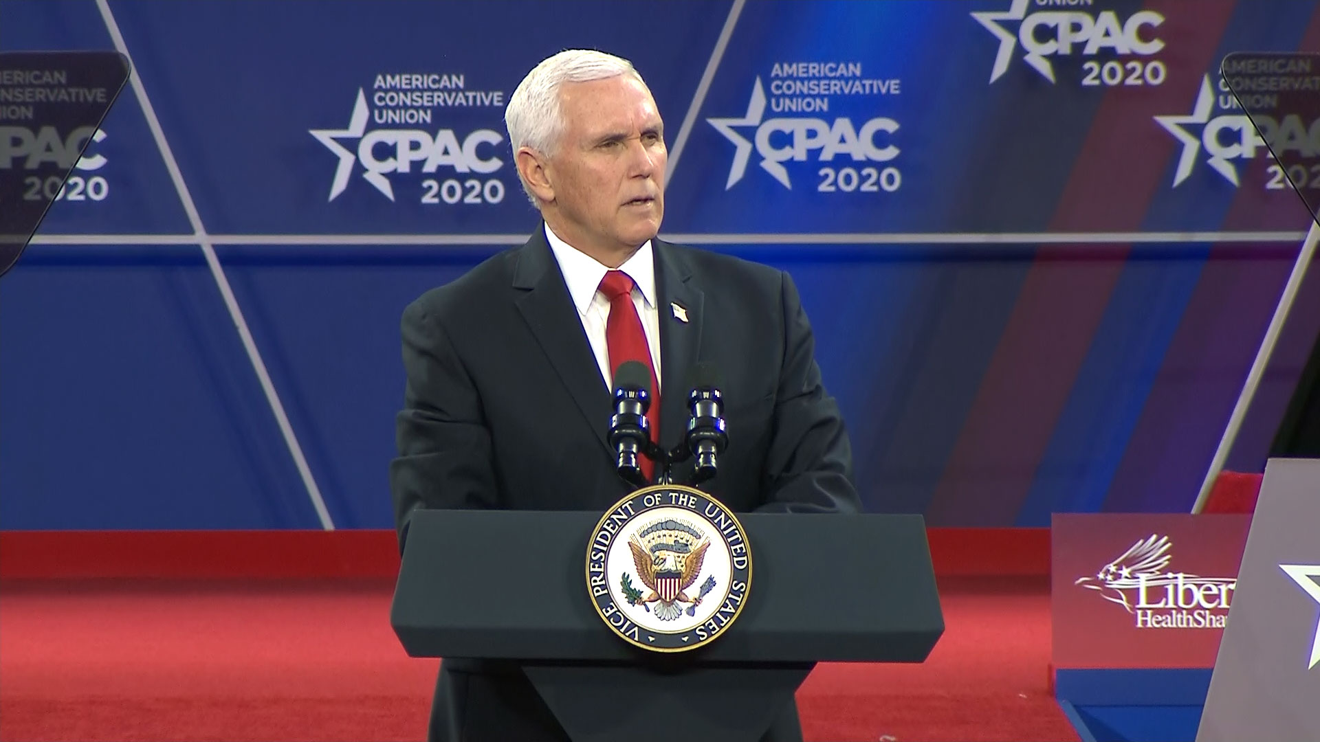 Pence's office placed in charge of coronavirus messaging