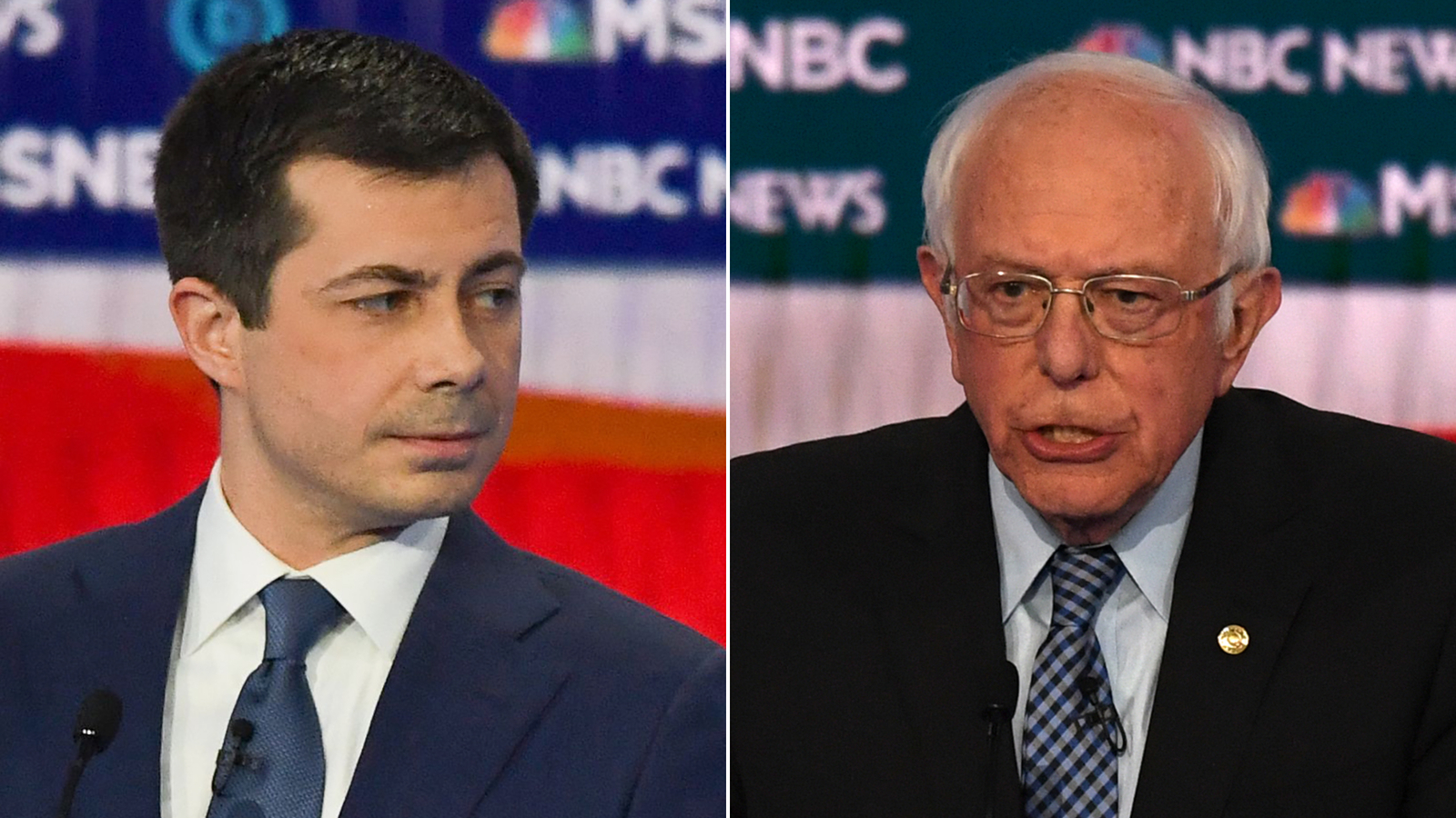 Buttigieg hits Sanders by name over health care in new South Carolina TV ad