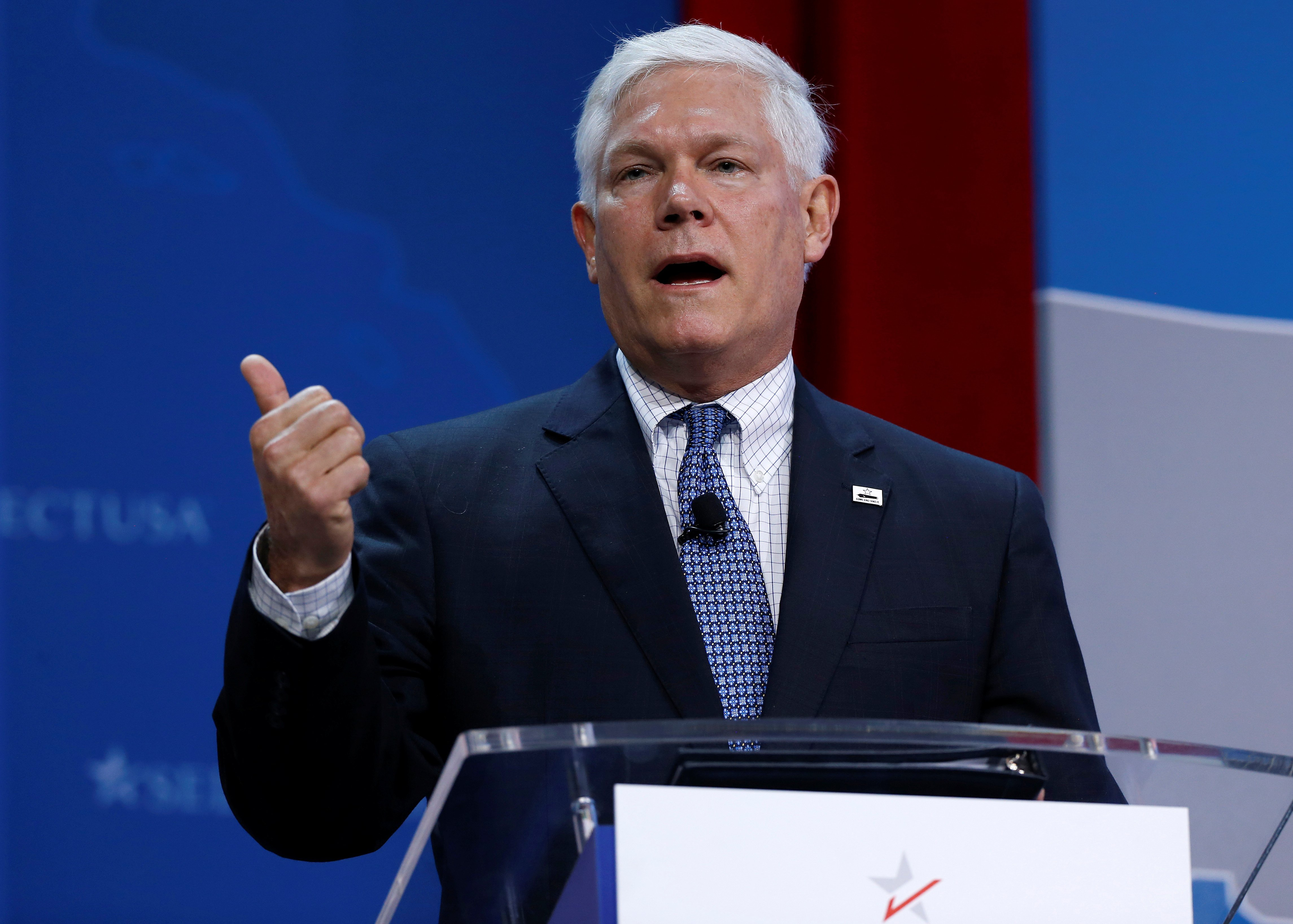 Former Rep. Pete Sessions subpoenaed on matters connected to Giuliani and associates' Ukraine dealings, source says
