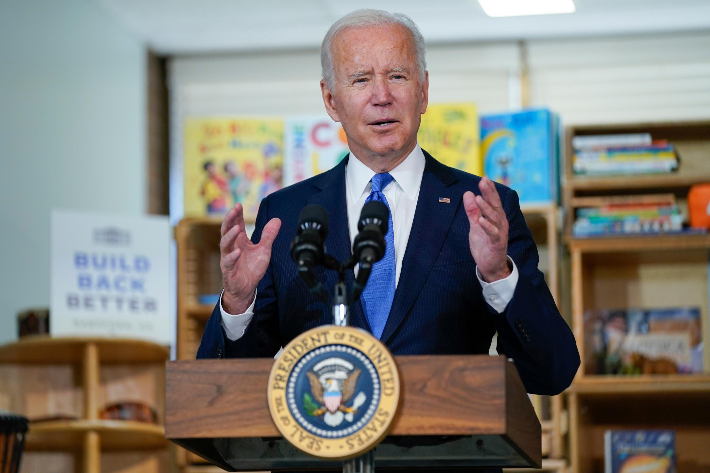Biden administration launches roadmap to tackle pollution from widely used 'forever chemicals'