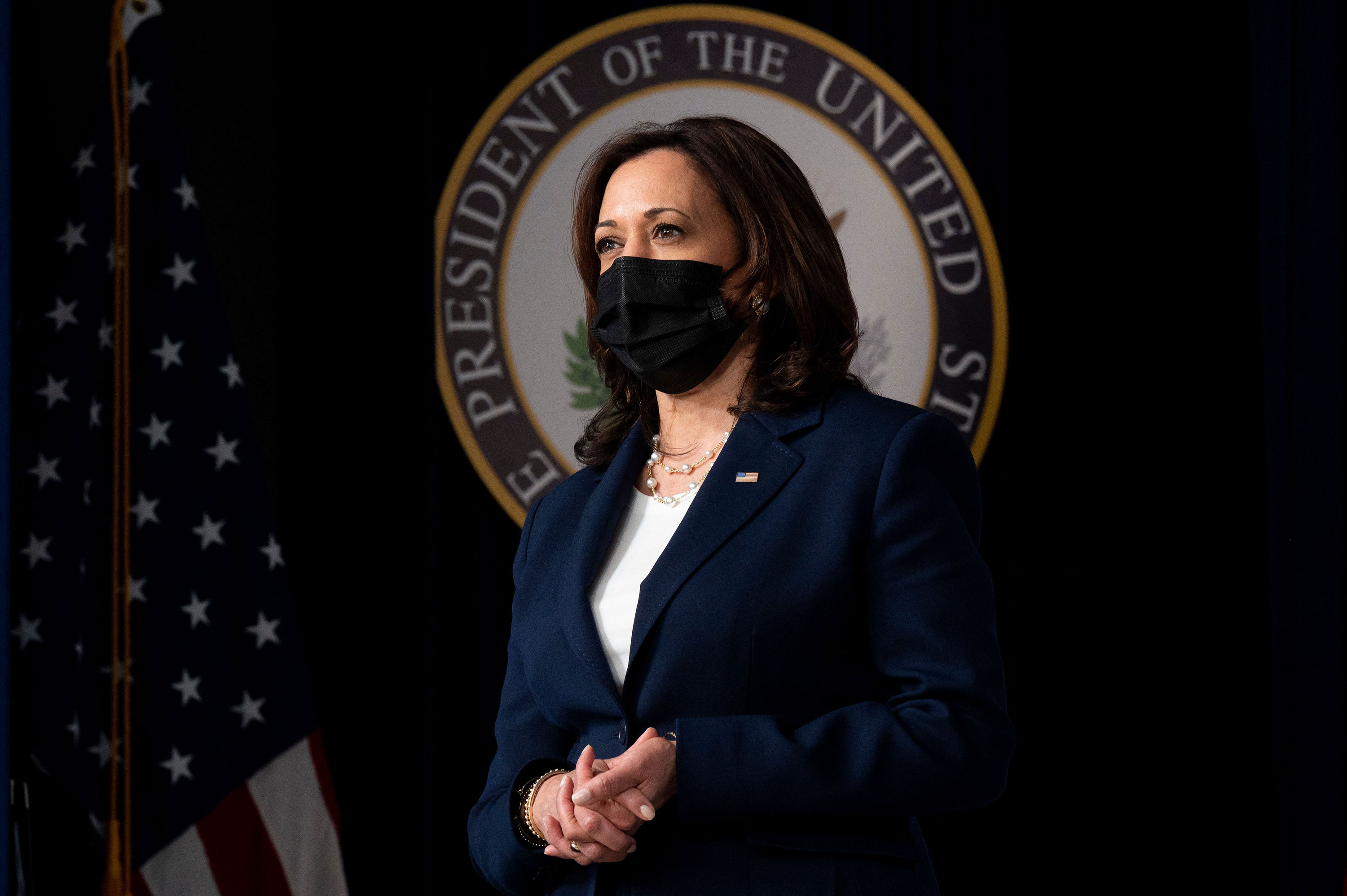 Florida woman charged for allegedly threatening to kill Kamala Harris