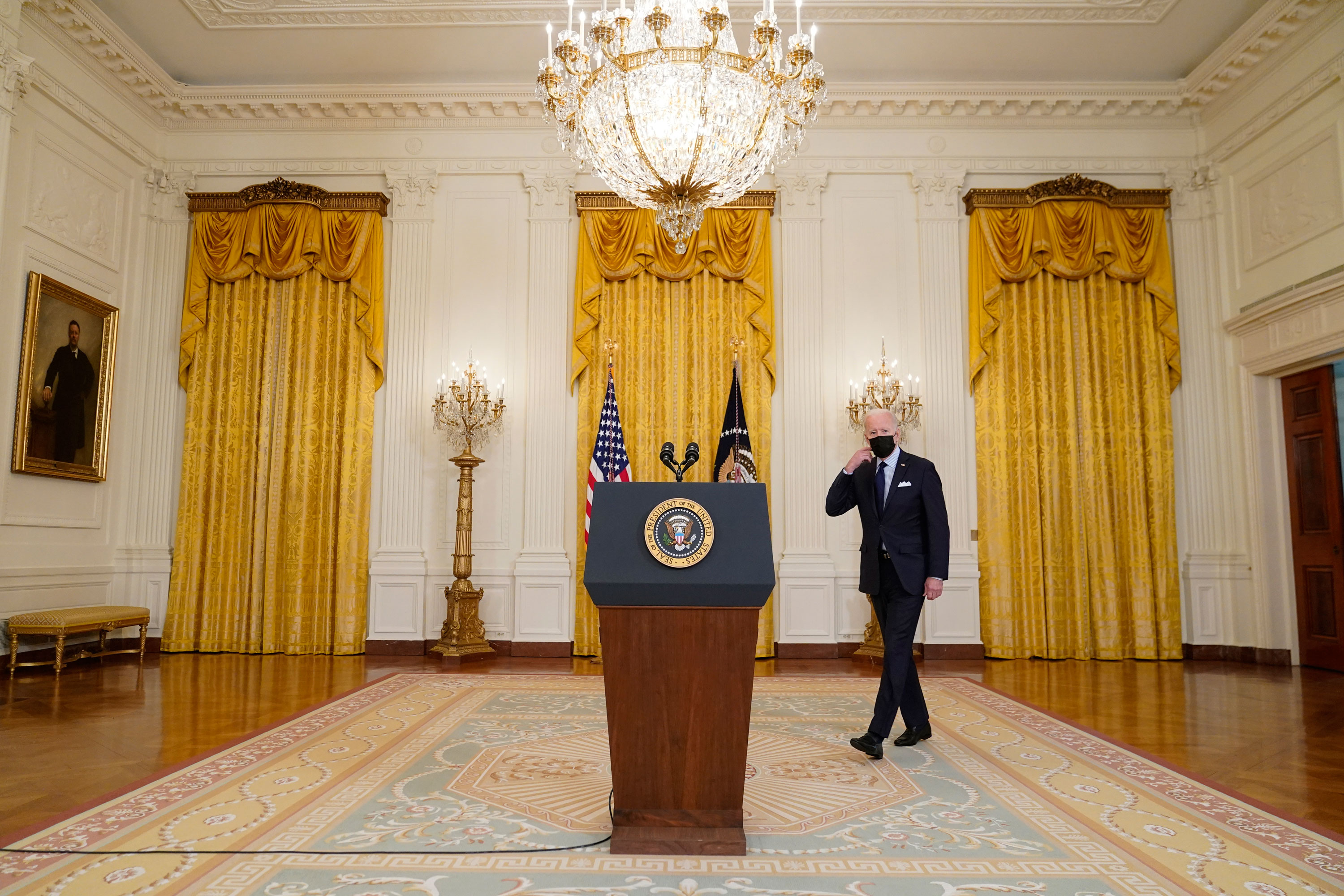 White House says Biden will receive his physical exam later this year