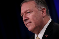Pompeo says US will sign an agreement with Taliban 'if and only if' reduction in violence is successful