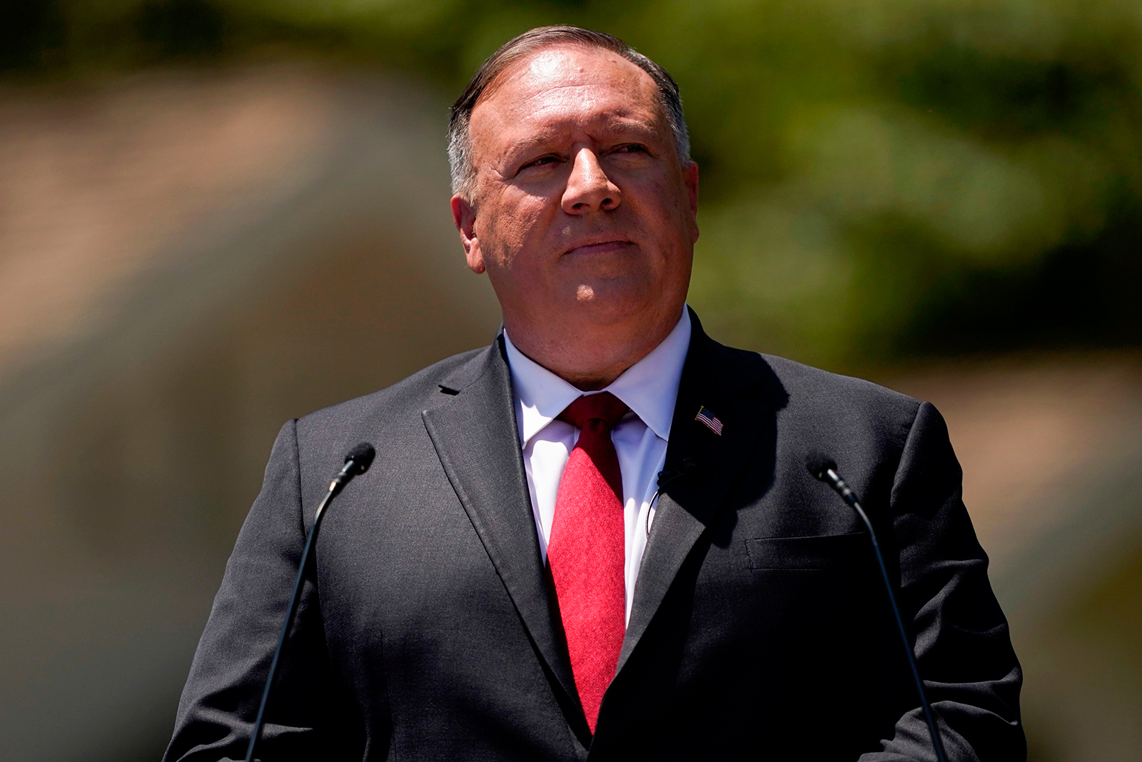 US has reimposed UN sanctions on Iran, Pompeo says