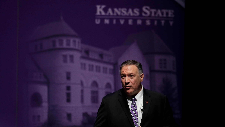Facing divisive Kansas Senate race, Republicans pine for Pompeo