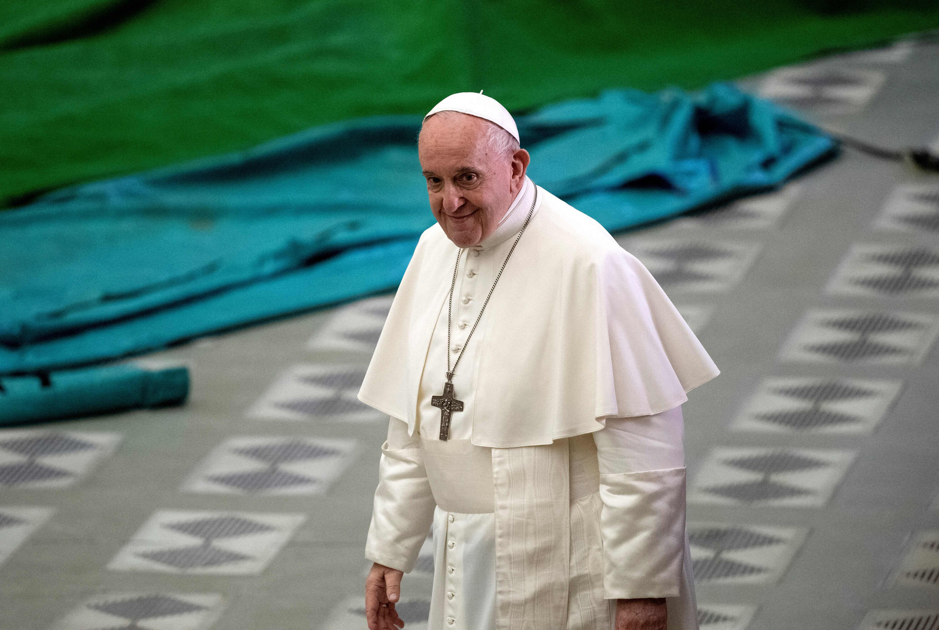 Pope Francis says bishops should be pastors, not politicians in US debate on denying Biden communion over abortion