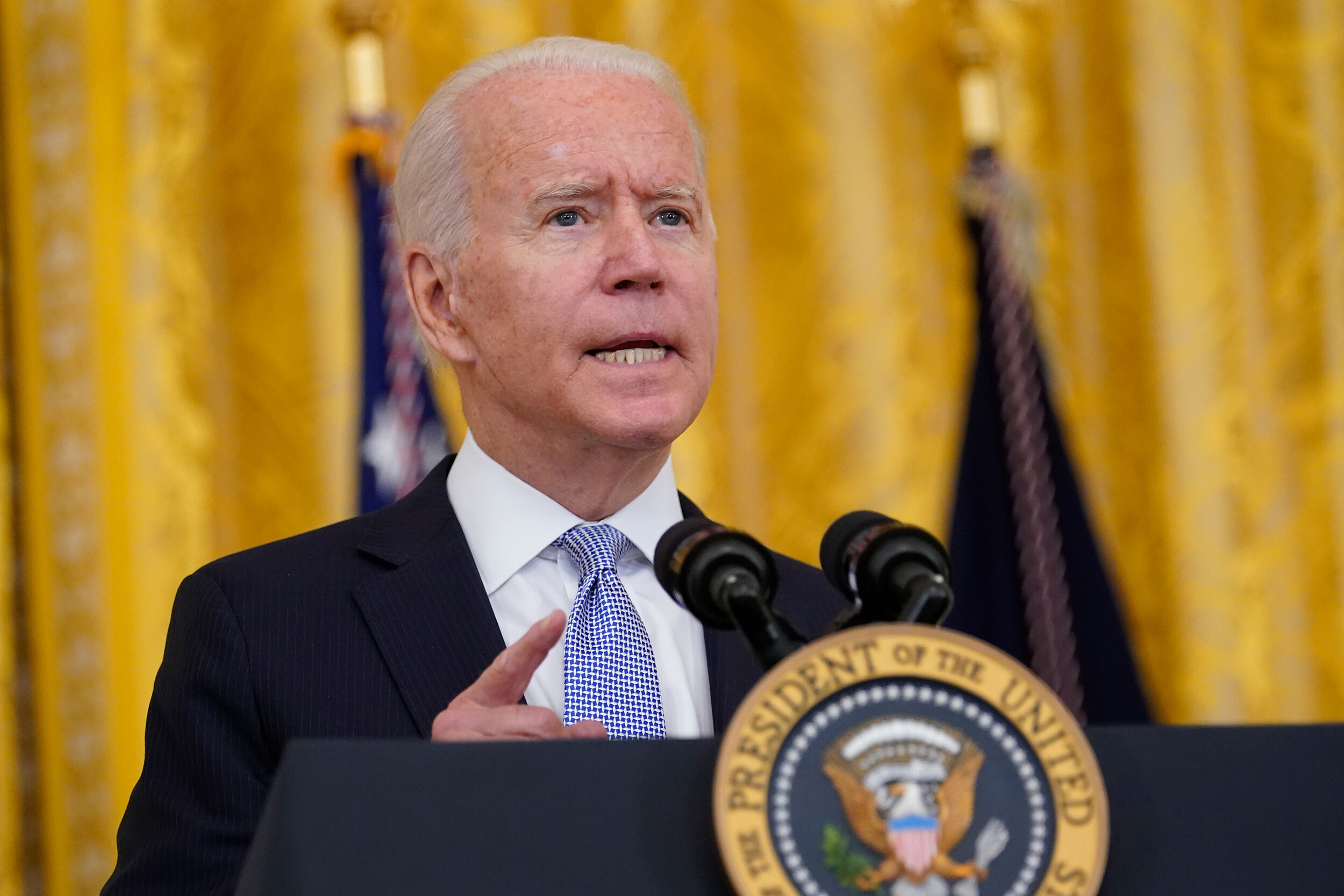 Biden to meet with CEOs requiring their employees get vaccinated, urge others to follow their lead