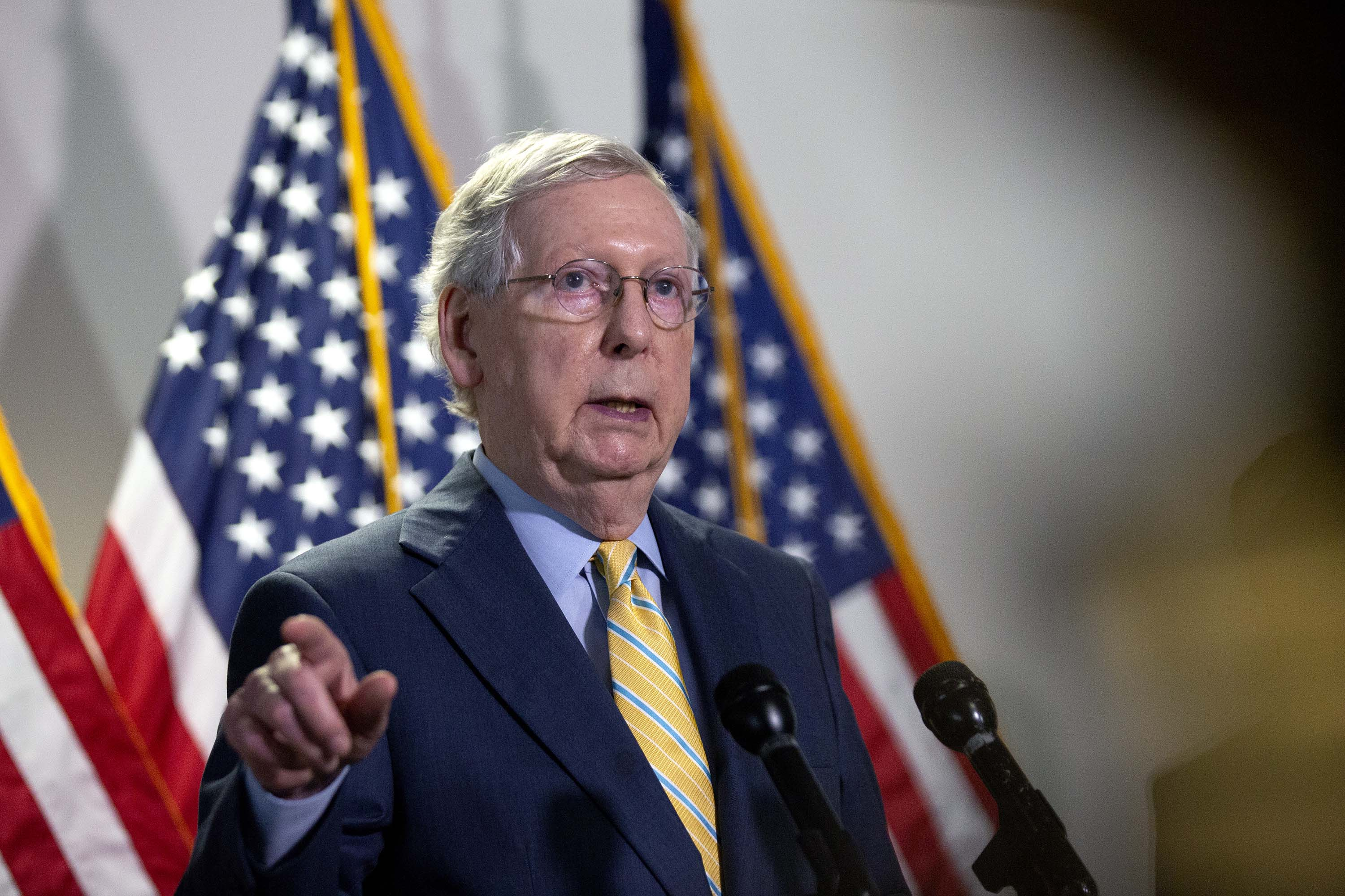 Pro sports players associations come out against key McConnell stimulus priority