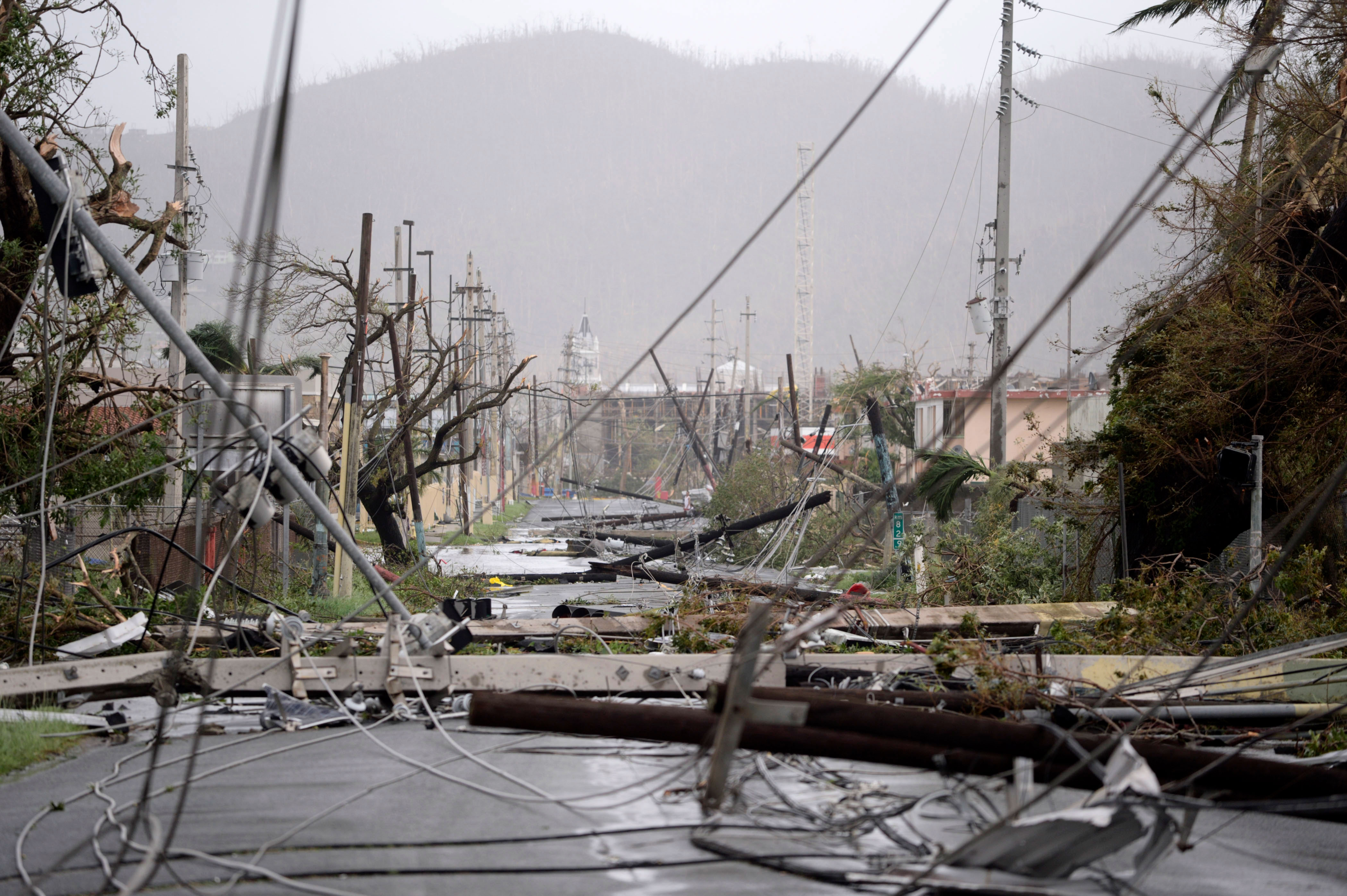 Trump administration hampered investigation into delayed Puerto Rico hurricane relief, government watchdog finds