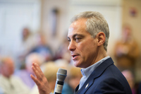 Rahm Emanuel on Democratic Party: 'Panic would be the adjective to describe the mood right now'