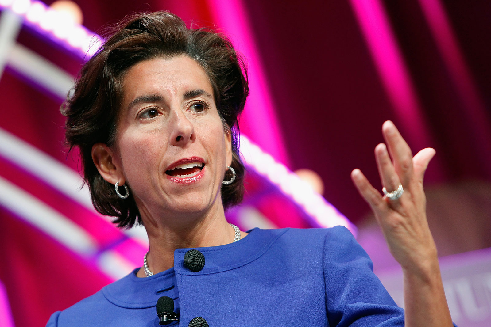 Senate confirms Gina Raimondo as Biden's commerce secretary